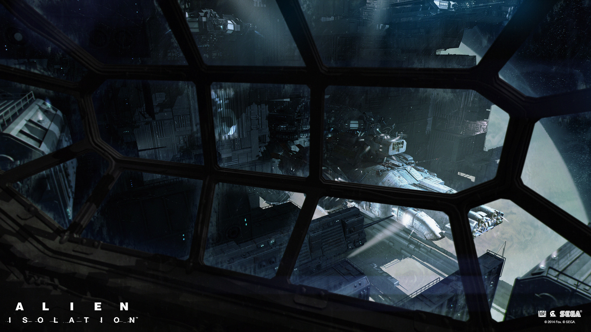 alien: isolation wallpapers screenshots