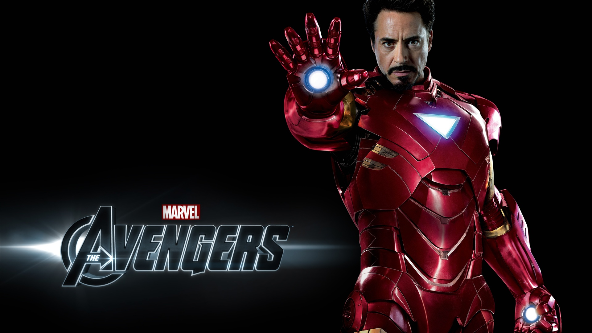 iron man dans the avengers fonds d'écran 1920x1080 fonds d'écran