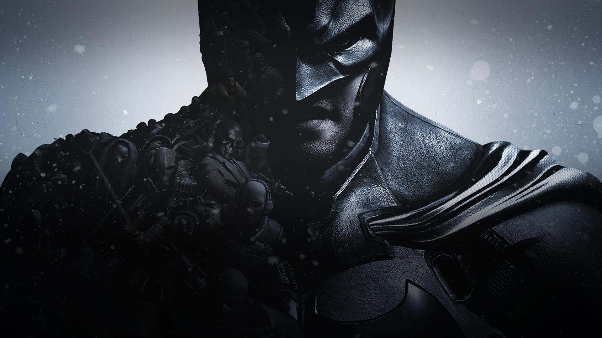 fonds d'écran et wallpapers du jeu vidéo batman arkham origins à