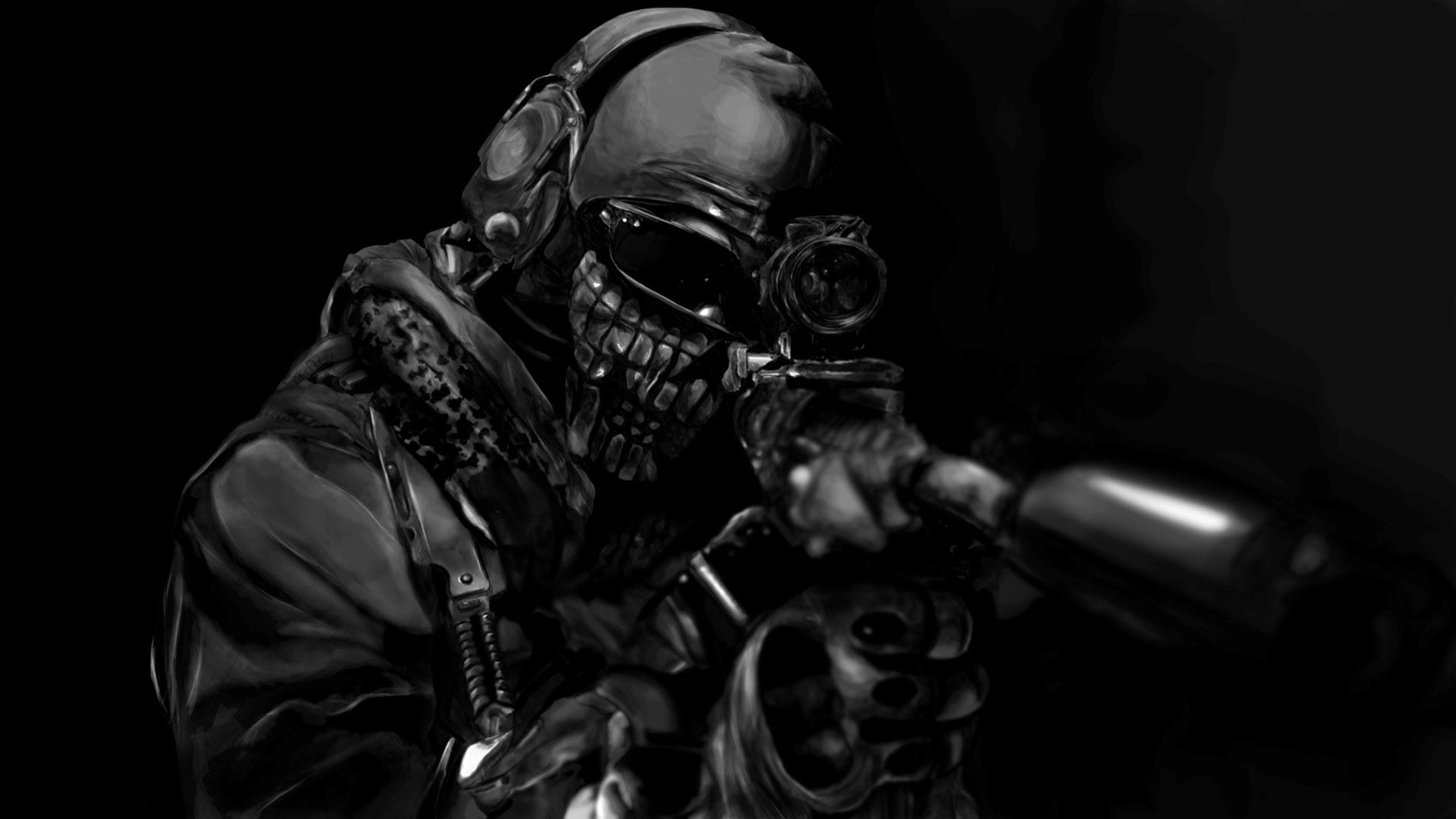 fonds d'écran call de duty ghosts : tous les wallpapers call de duty