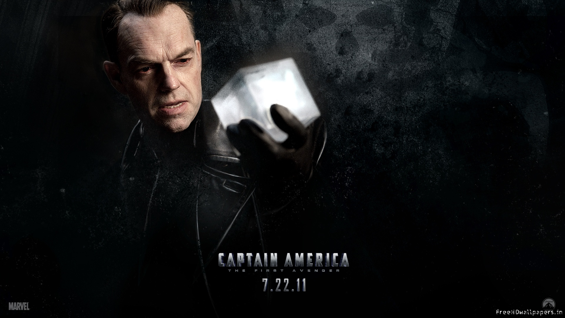 fond d'écran hugo weaving in captain america the first avenger