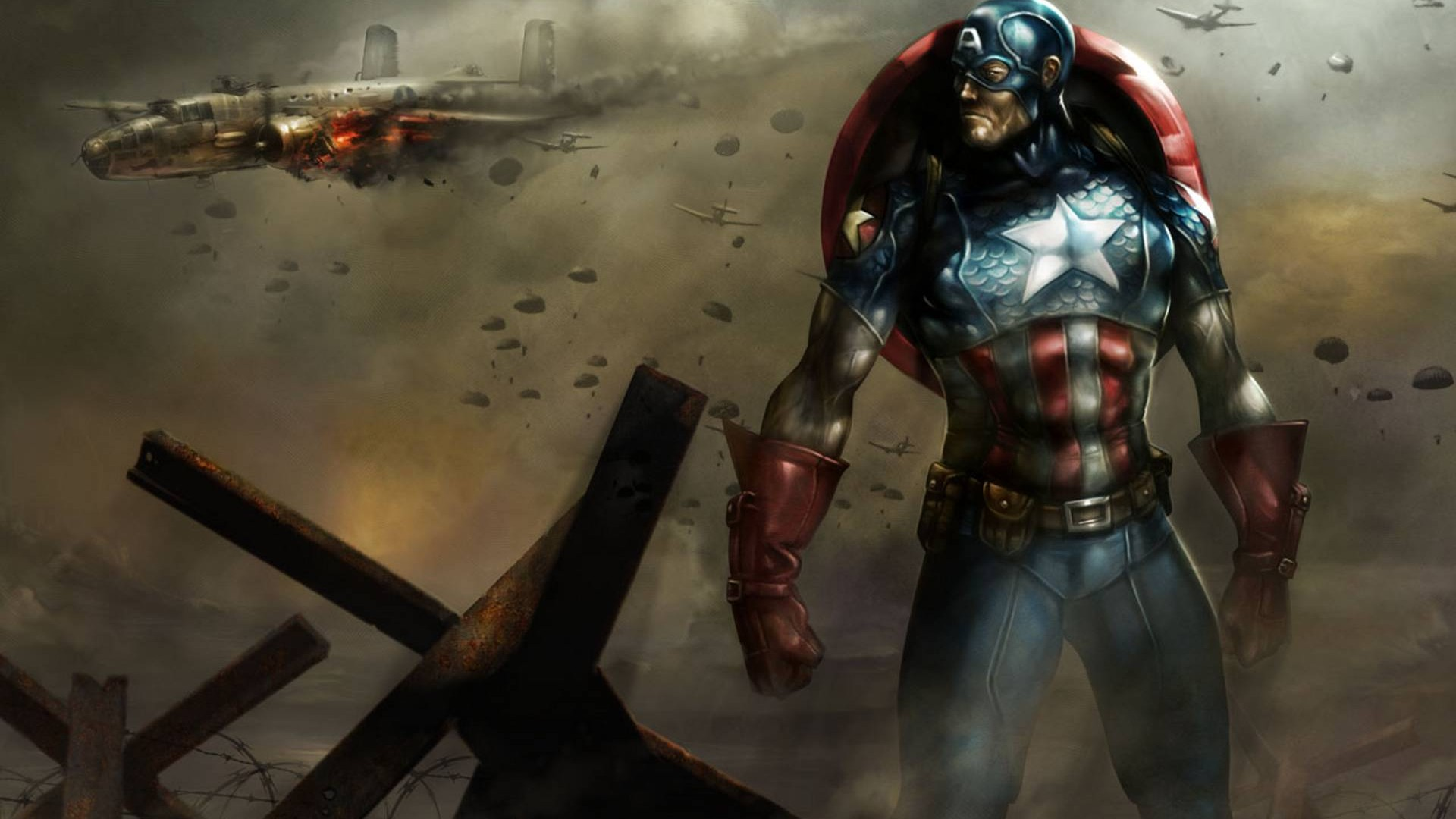 fonds d'écran captain america : tous les wallpapers captain america