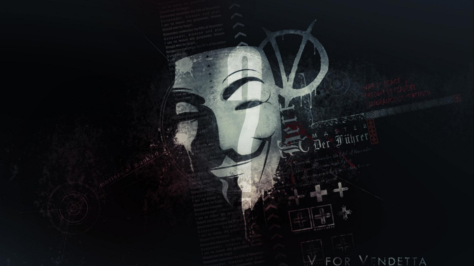 anonymous mask wallpaper v for vendetta hd wallpapers for gratuit