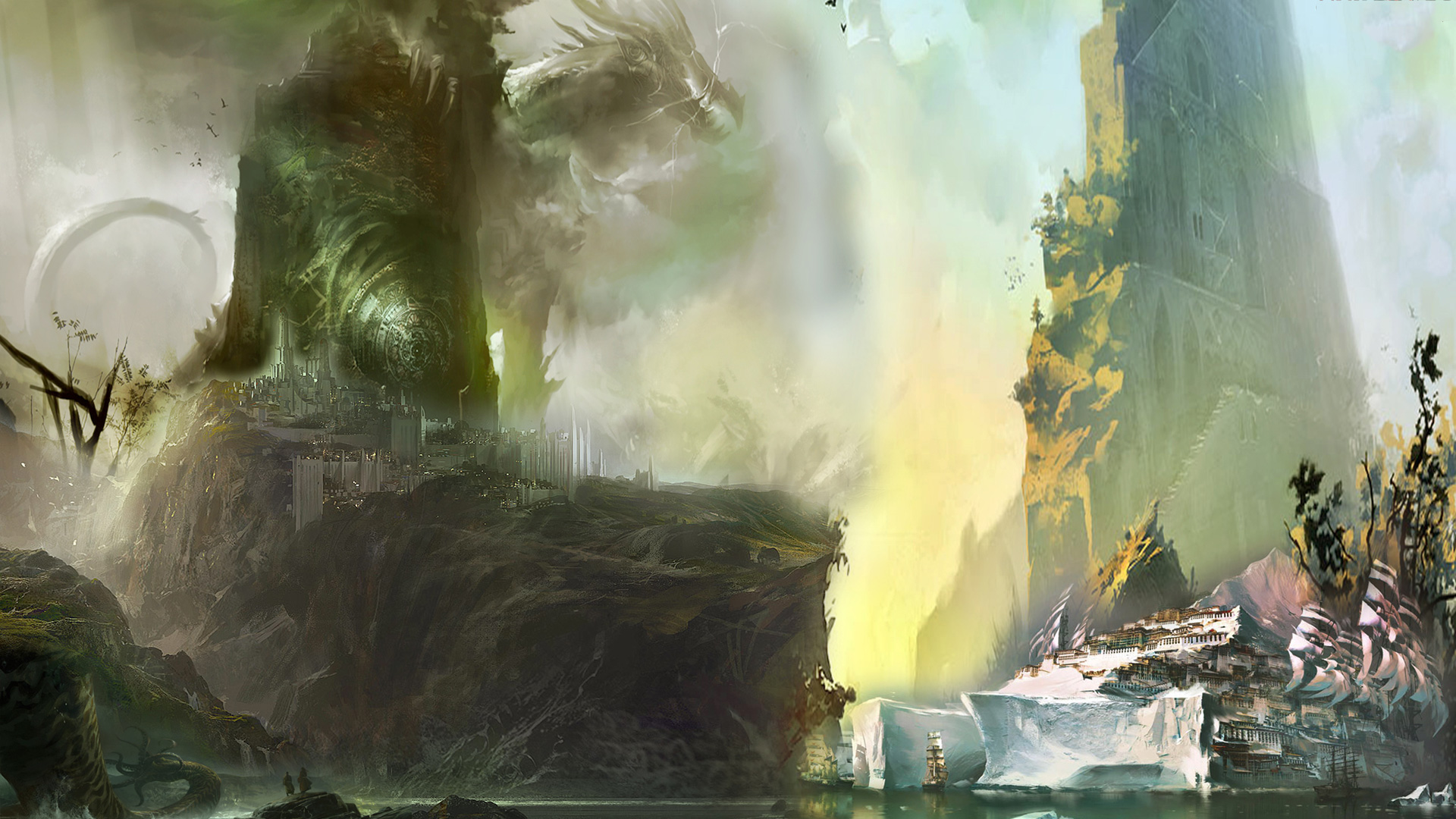 gratuit guild wars  wallpaper in x