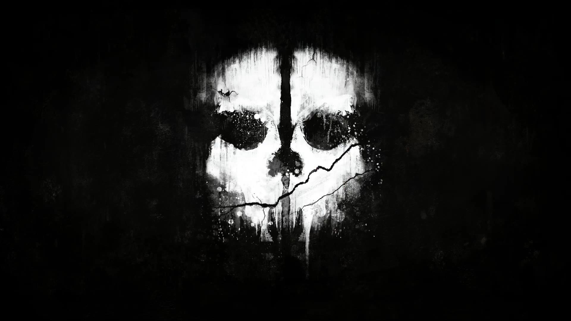 page d'accueil jeuxfonds d'écran hd appel des fantômes de