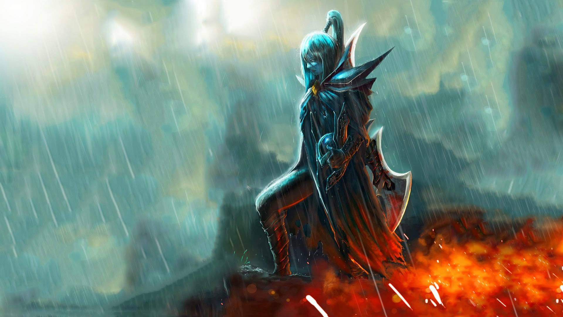 mortred phantom assassin dot hd wallpaper x