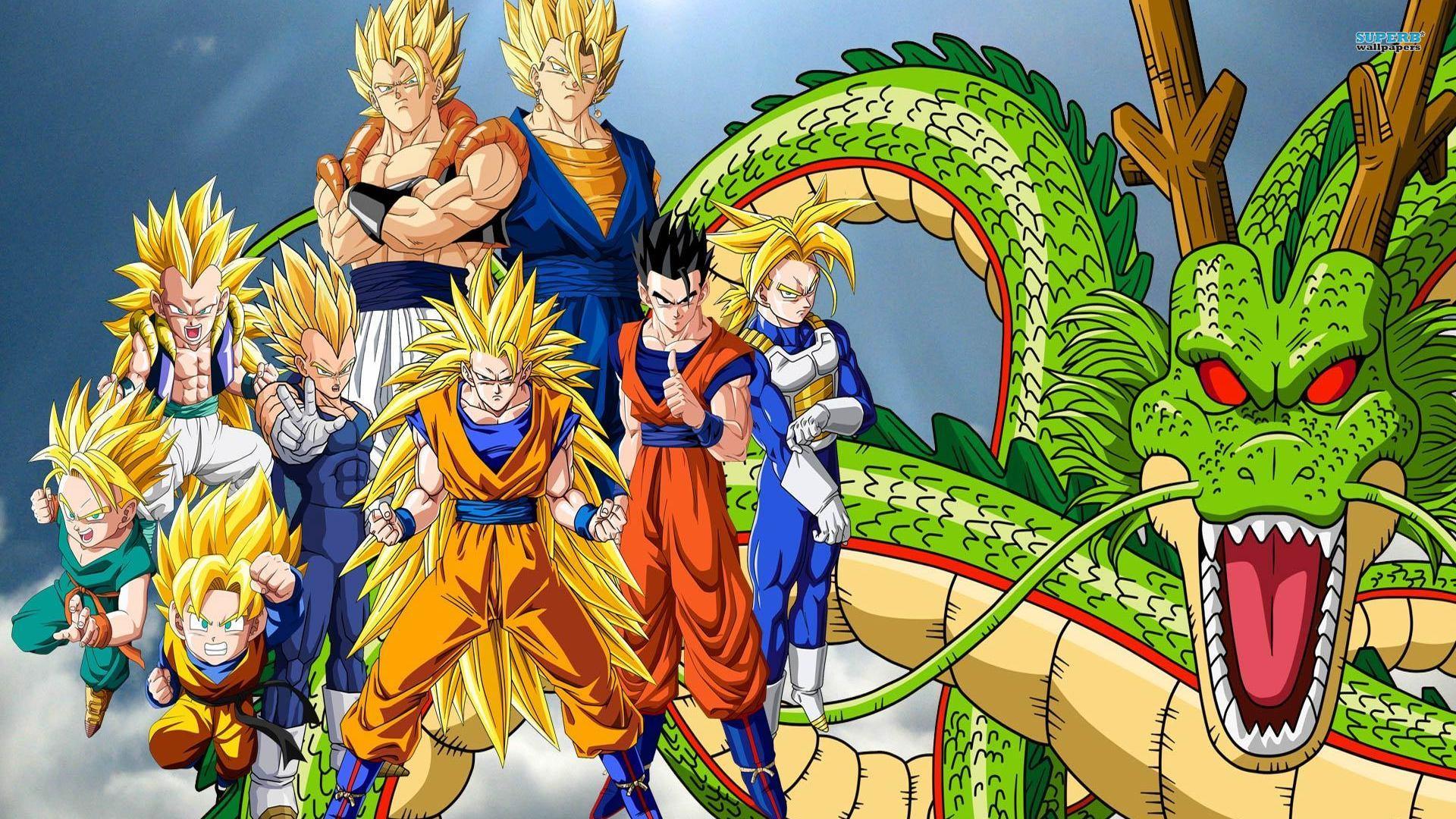 Wallpaper Dragon Ball Z Hd Gratuit A Telecharger Sur Ngn Mag