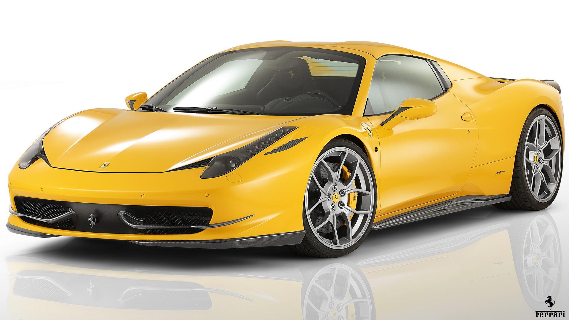 fonds d'écran ferrari gratuits : voitures de sport.