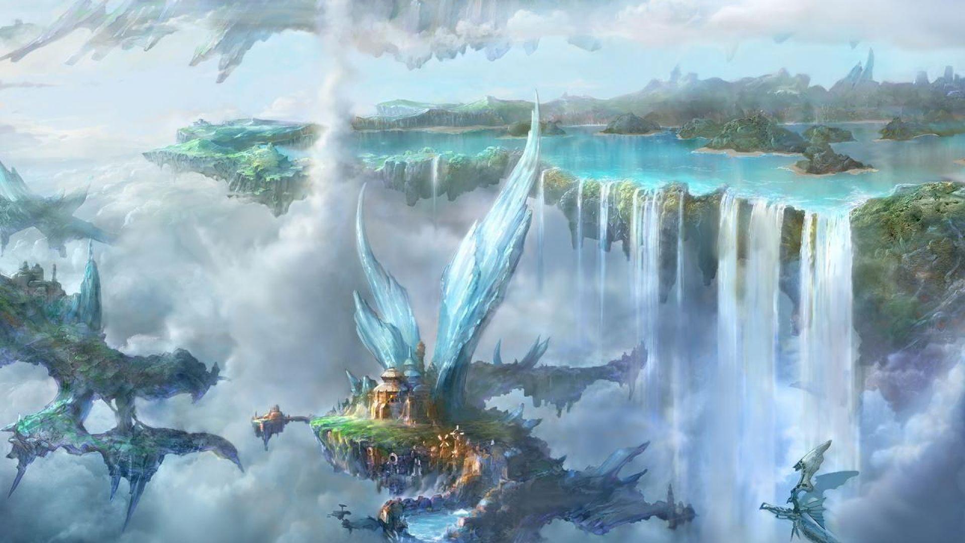 fonds d'écran final fantasy : tous les wallpapers final fantasy