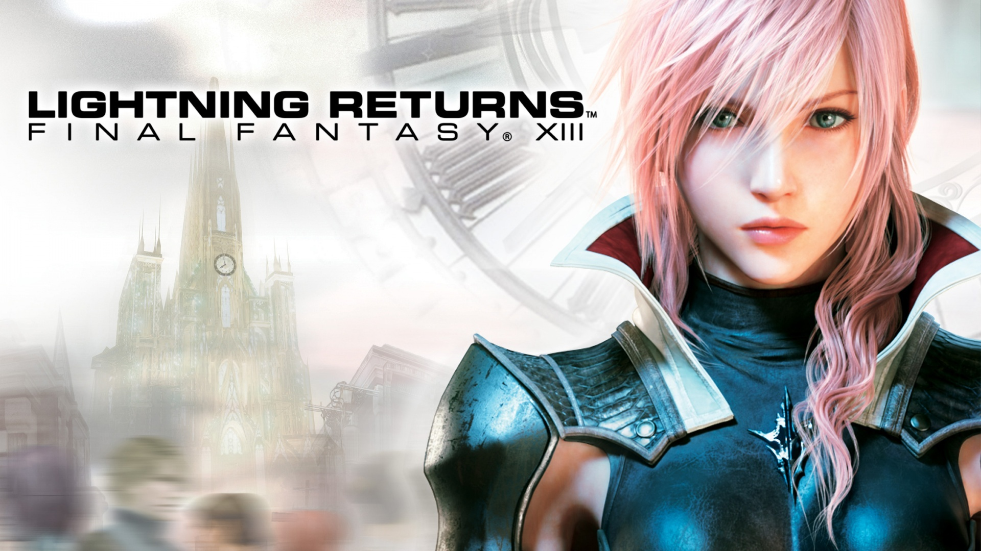 fonds d'écran lightning returns : final fantasy xiii justgeek