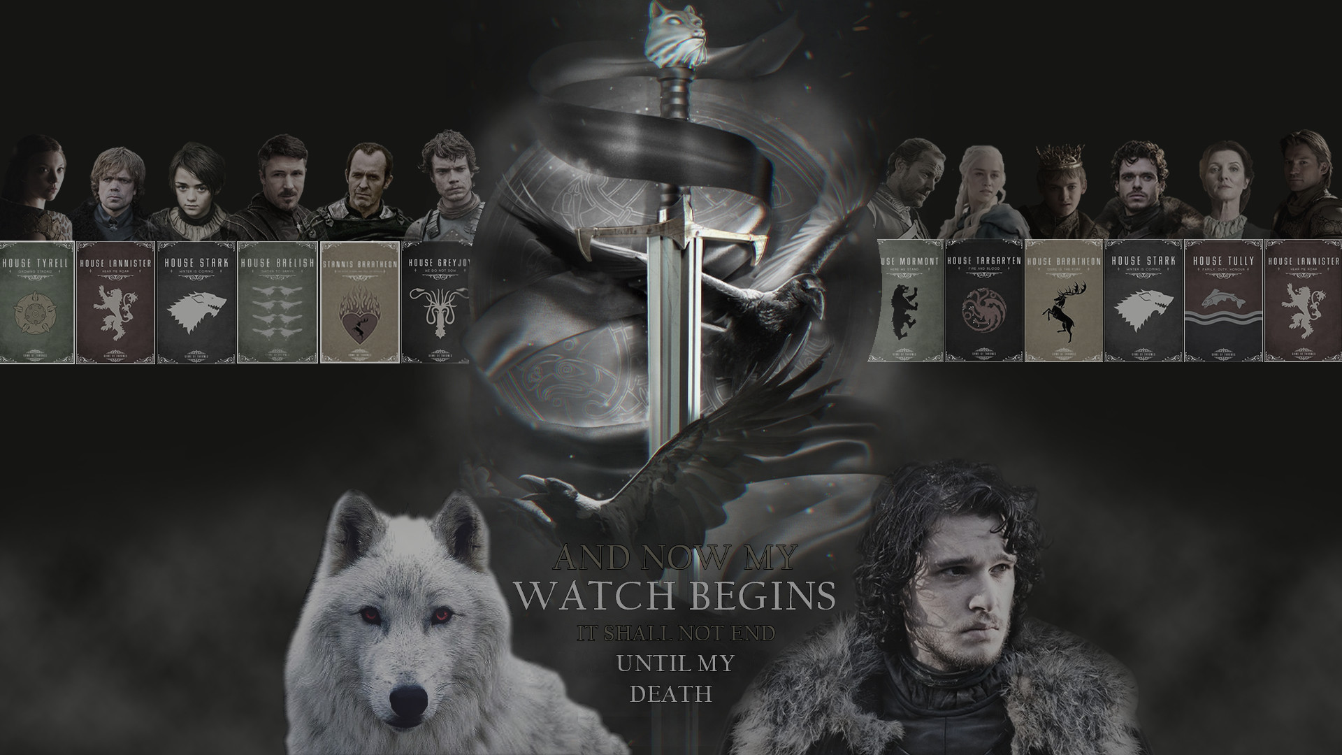game de thrones season  wallpaper
