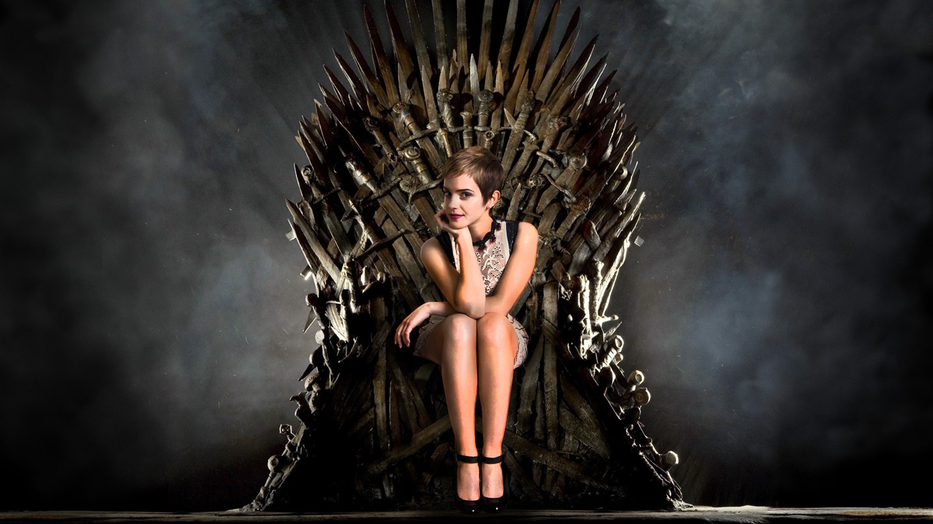 game de thrones, emma watson fonds d'écran hd