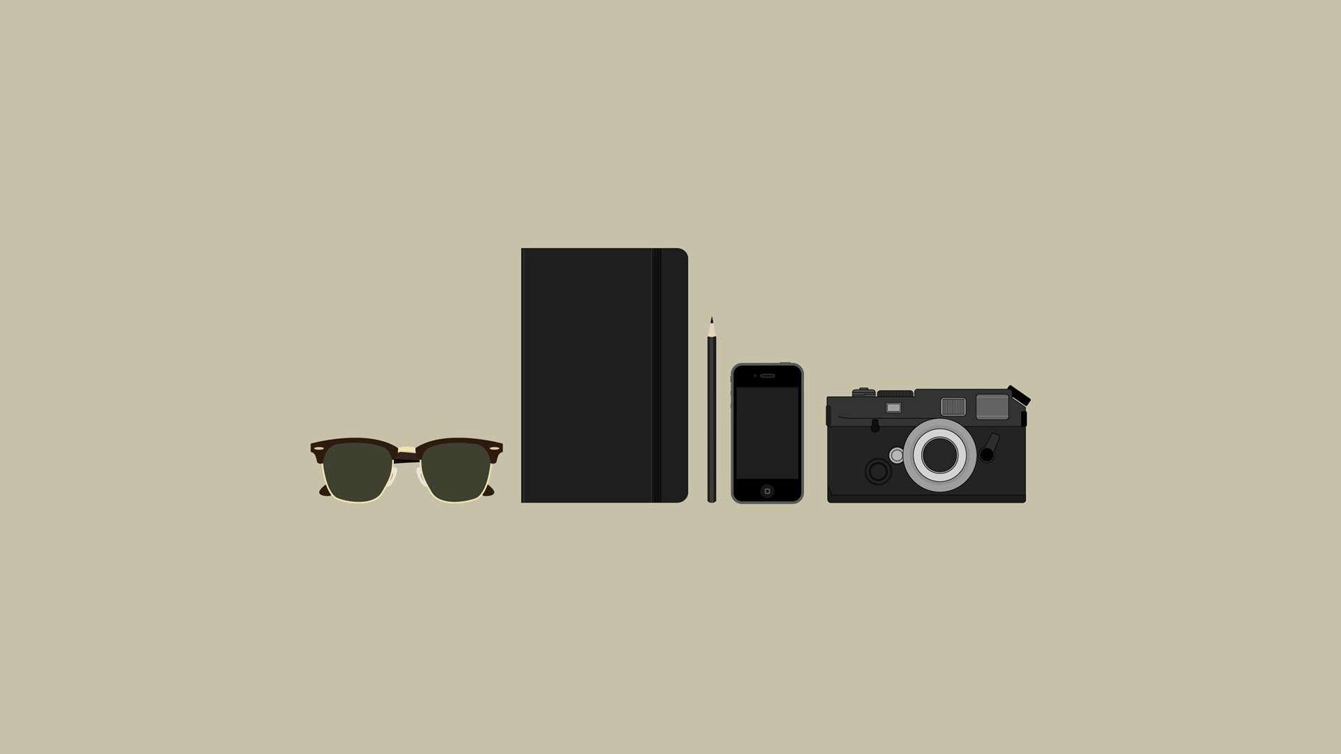 fonds d'écran hipster