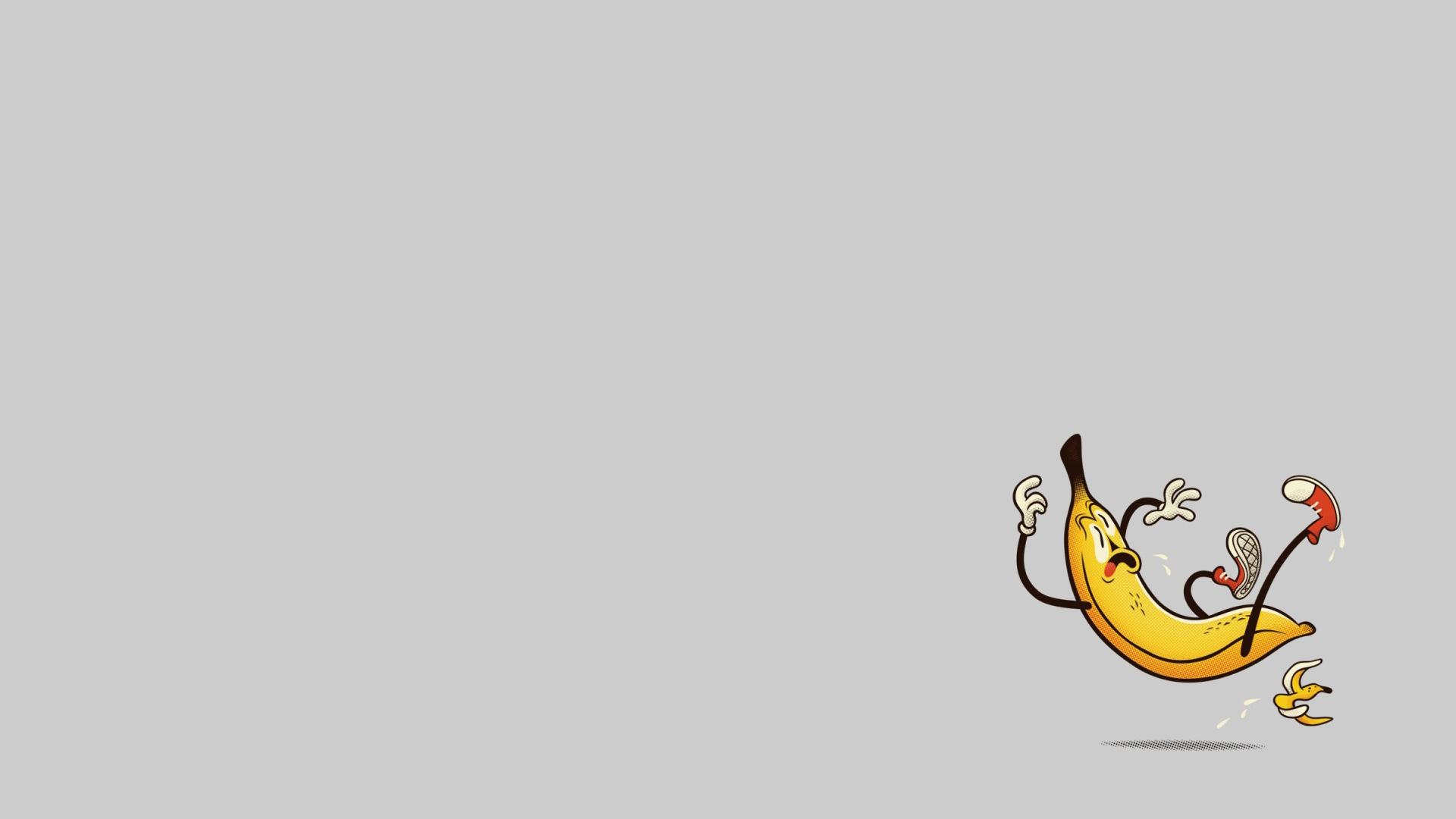 fond d'écran humour : banane gratuit fonds écran humour : banane
