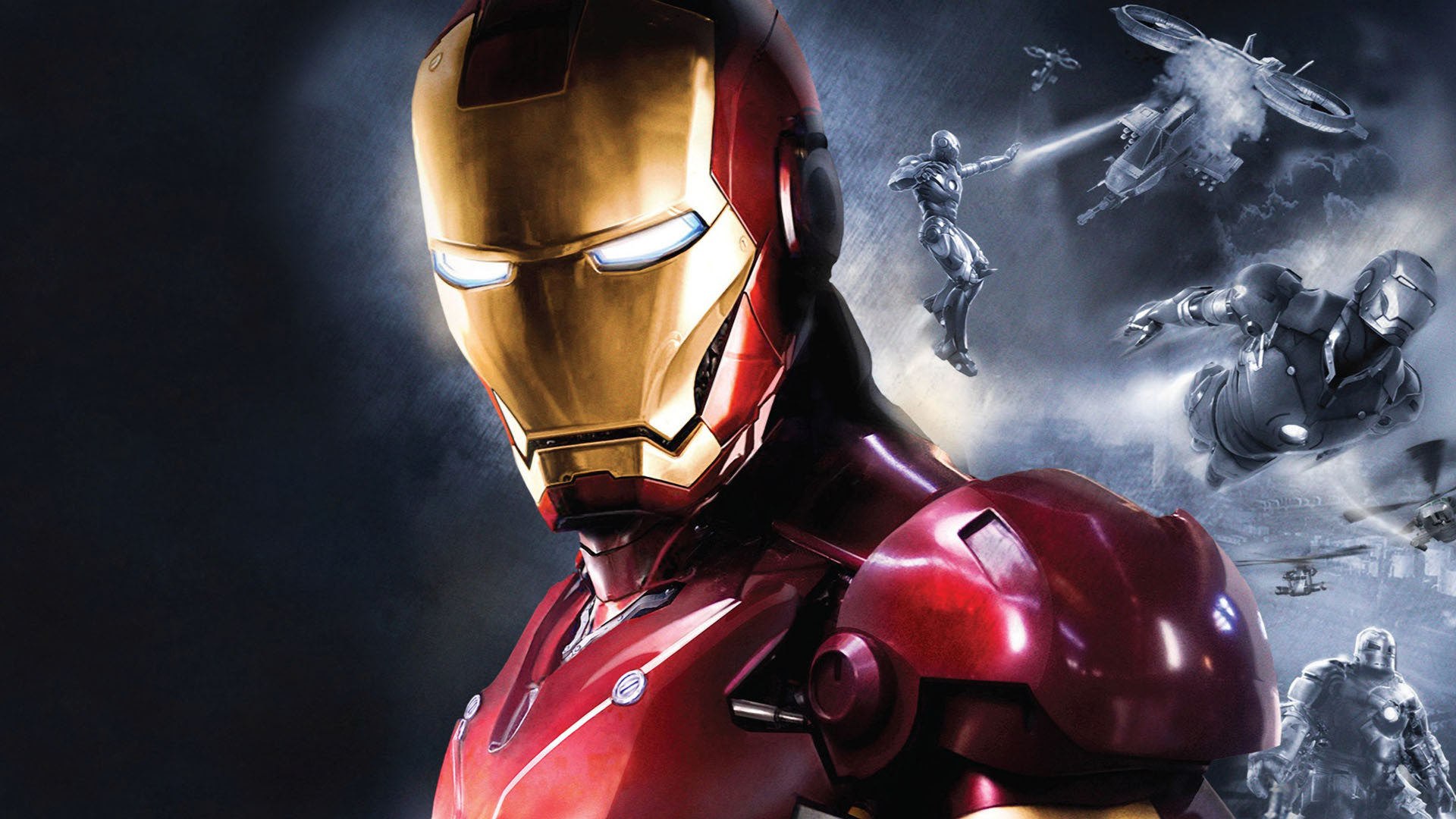 Wallpaper iron man hd gratuit t l charger sur ngn mag for Maison d iron man