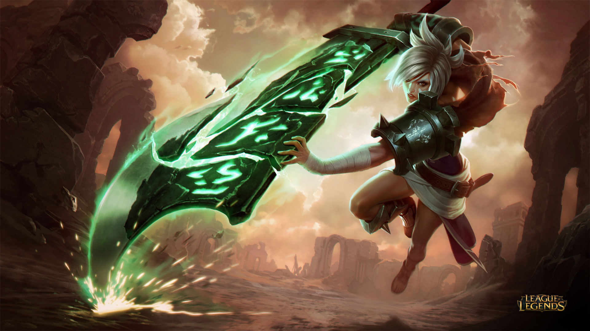 riven league de legends