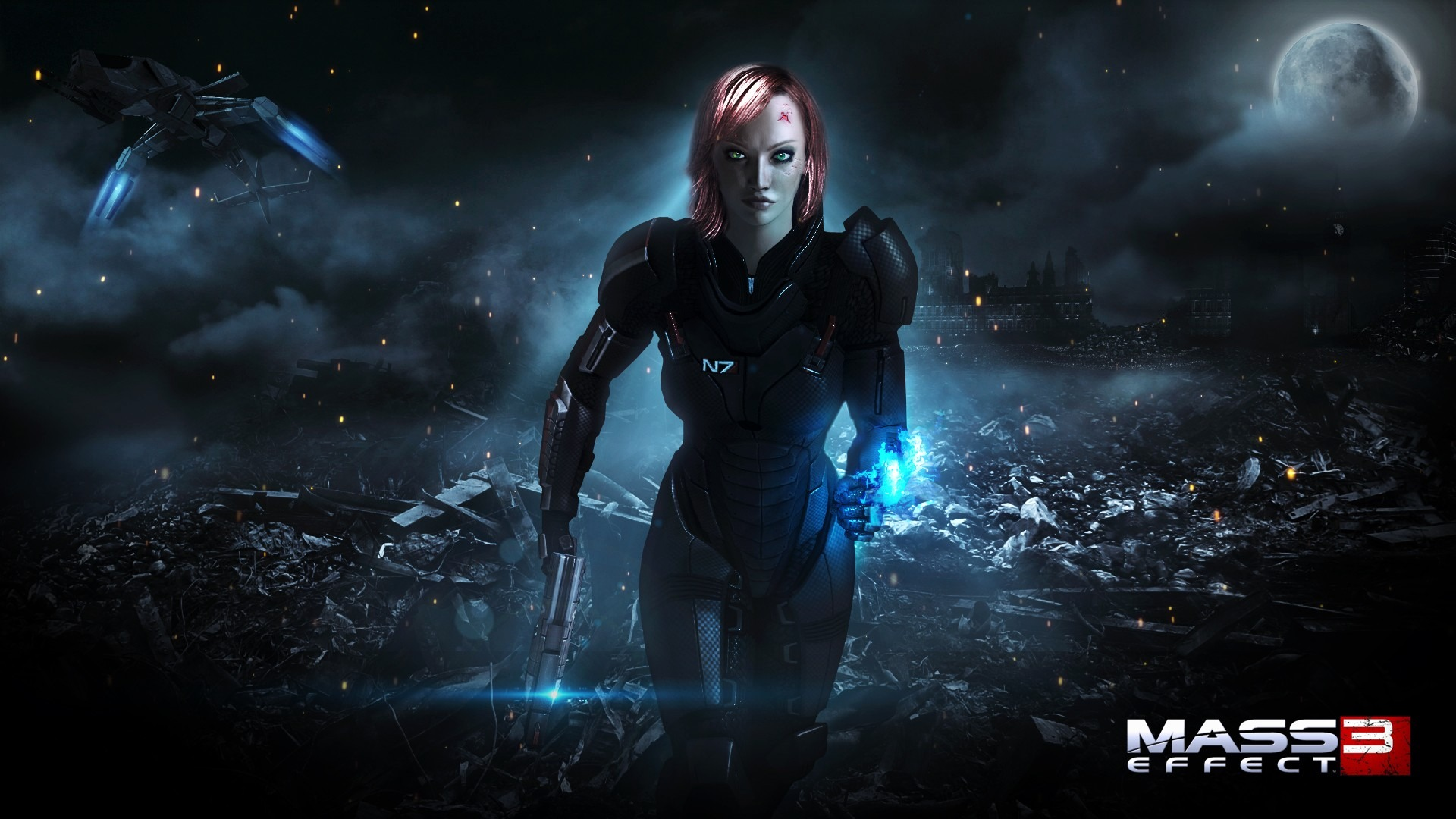 fonds d'écran mass effect : tous les wallpapers mass effect