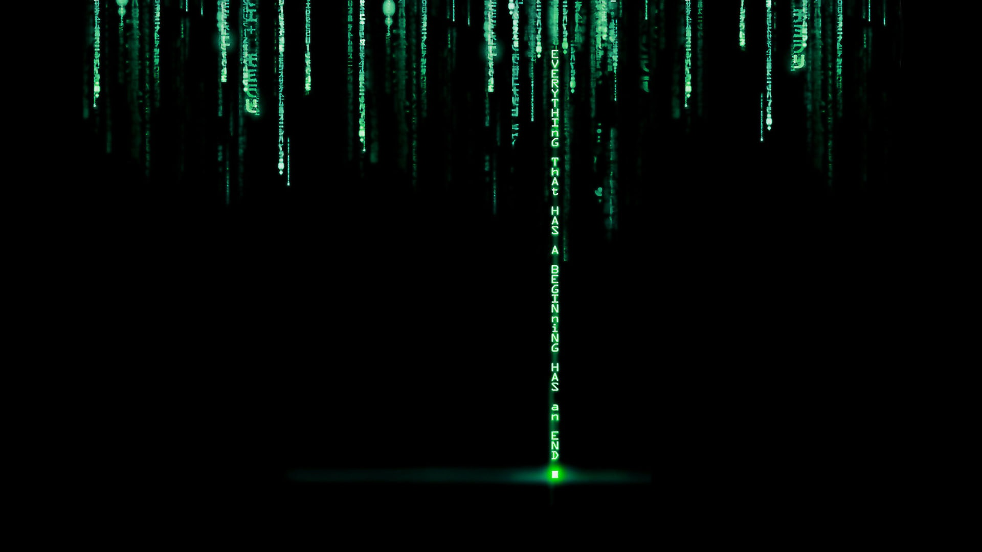 wallpaper, matrix, animated fond ecran hd