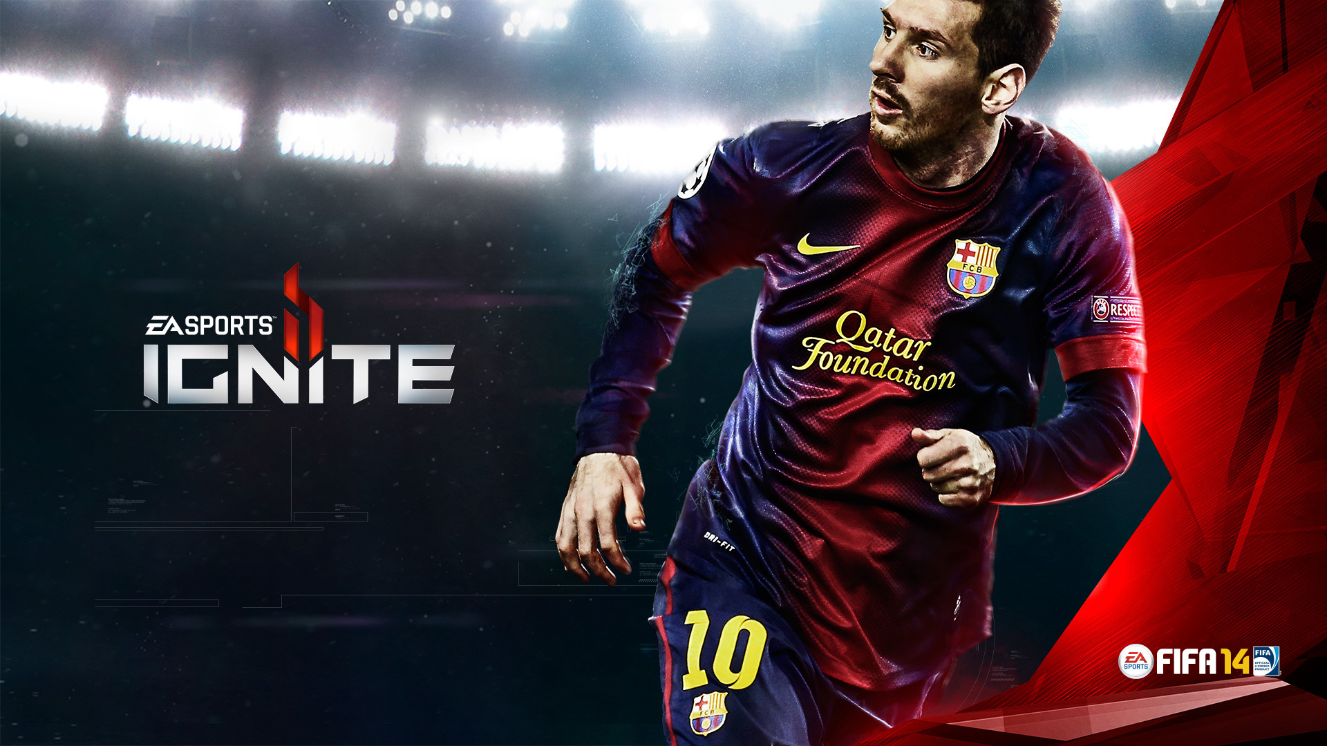 lionel messi fifa  desktop wallpaper football hd wallpapers