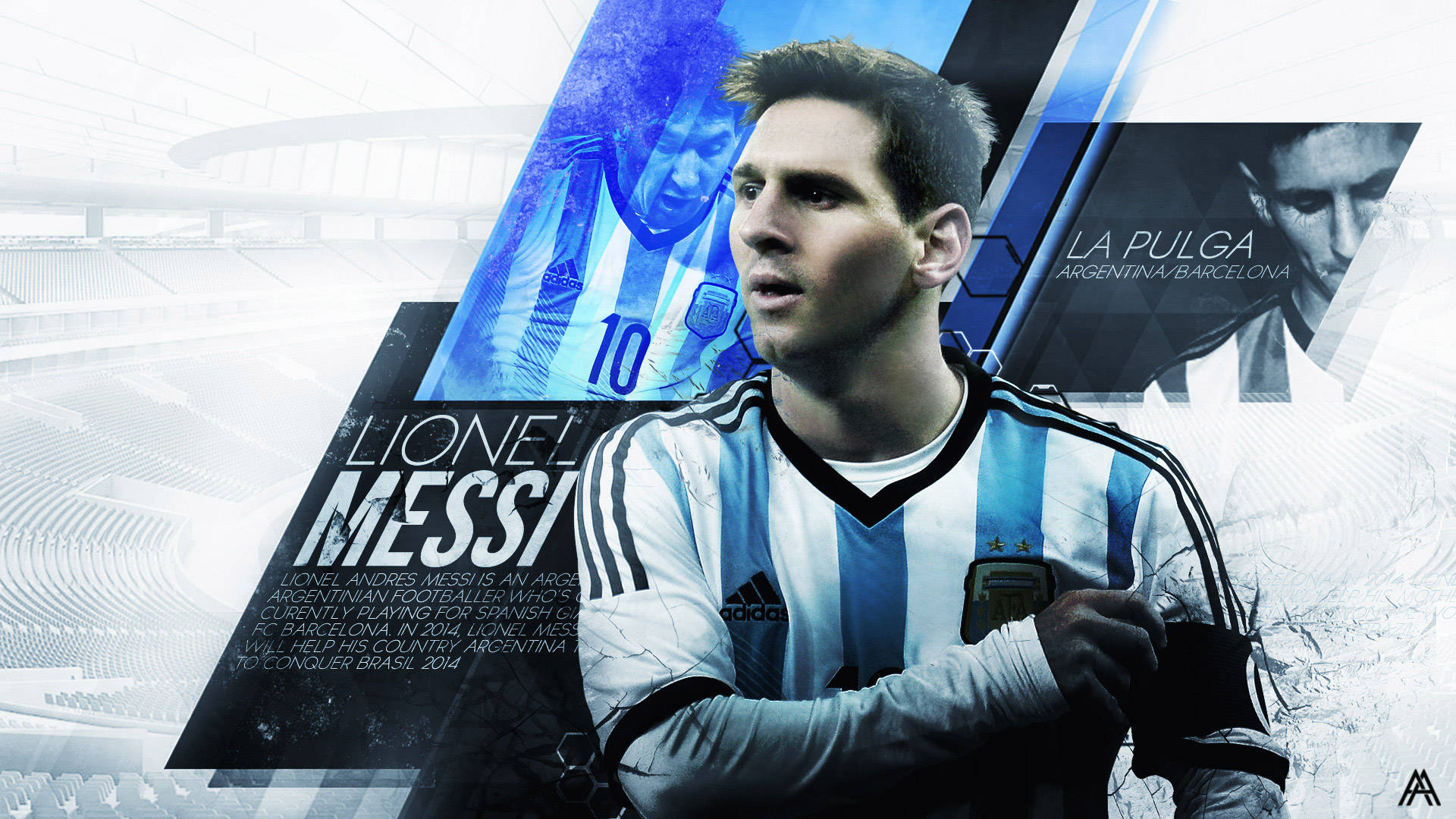 messi argentina   wallpaper hd desktop html lionel messi