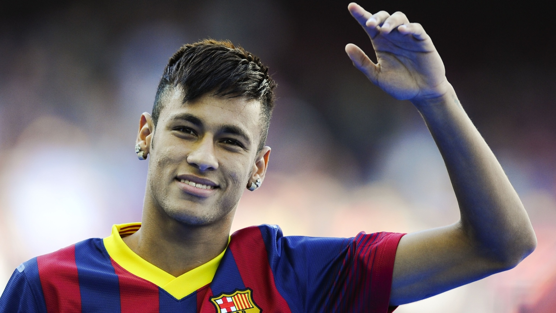 neymar barcelona  exclusive hd wallpapers
