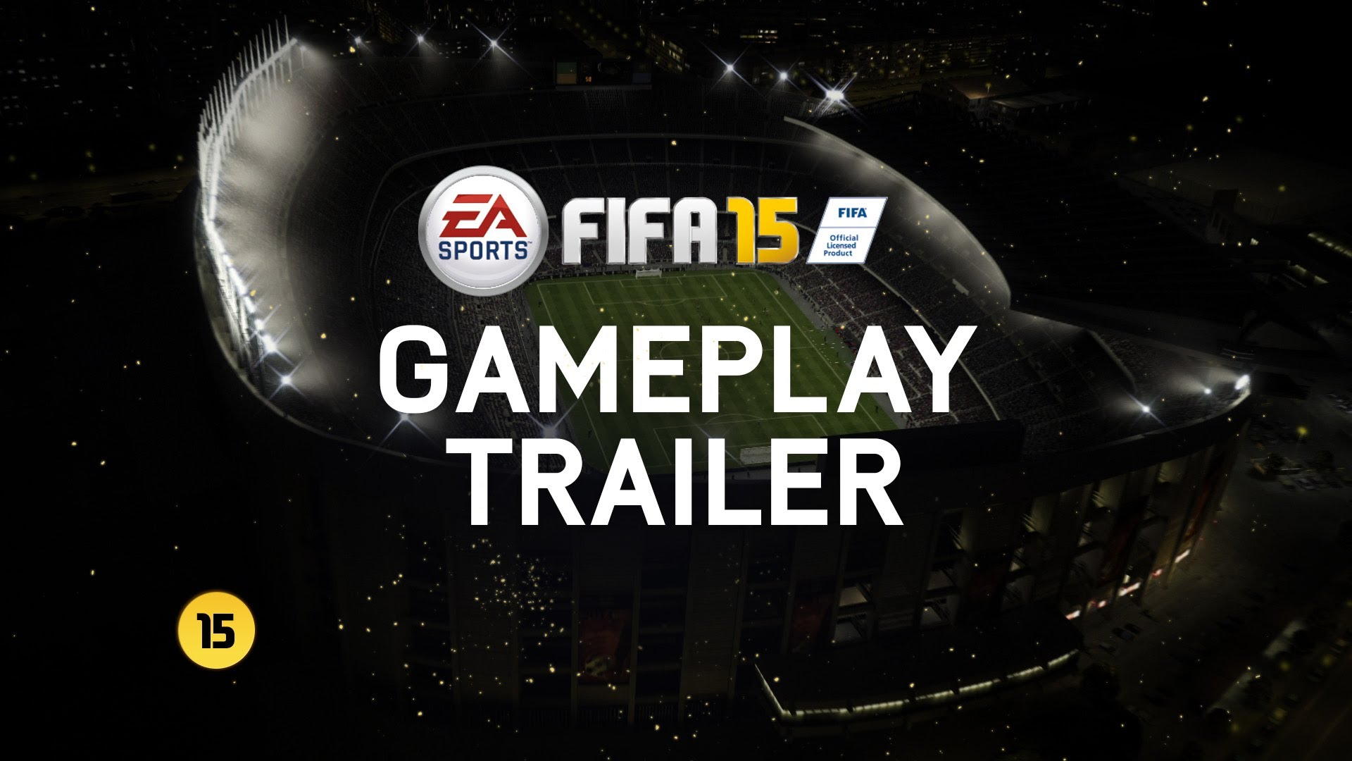 fifa  official e gameplay trailer youtube