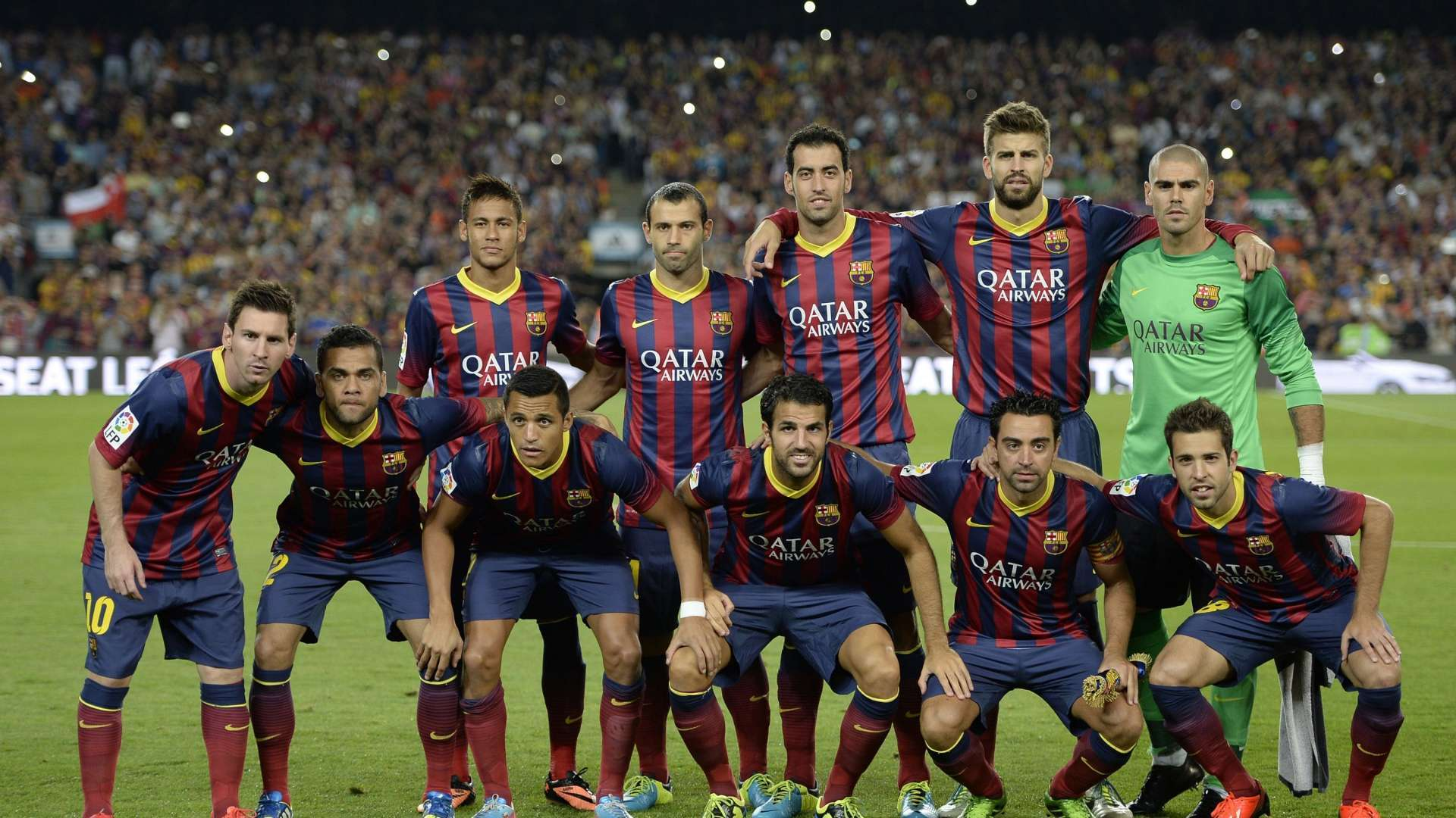 fc barcelona team high definition desktop wallpapers  fifa