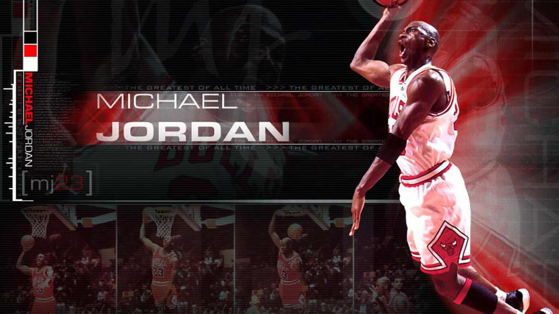 fonds d'écran michael jordan pc et tablettes