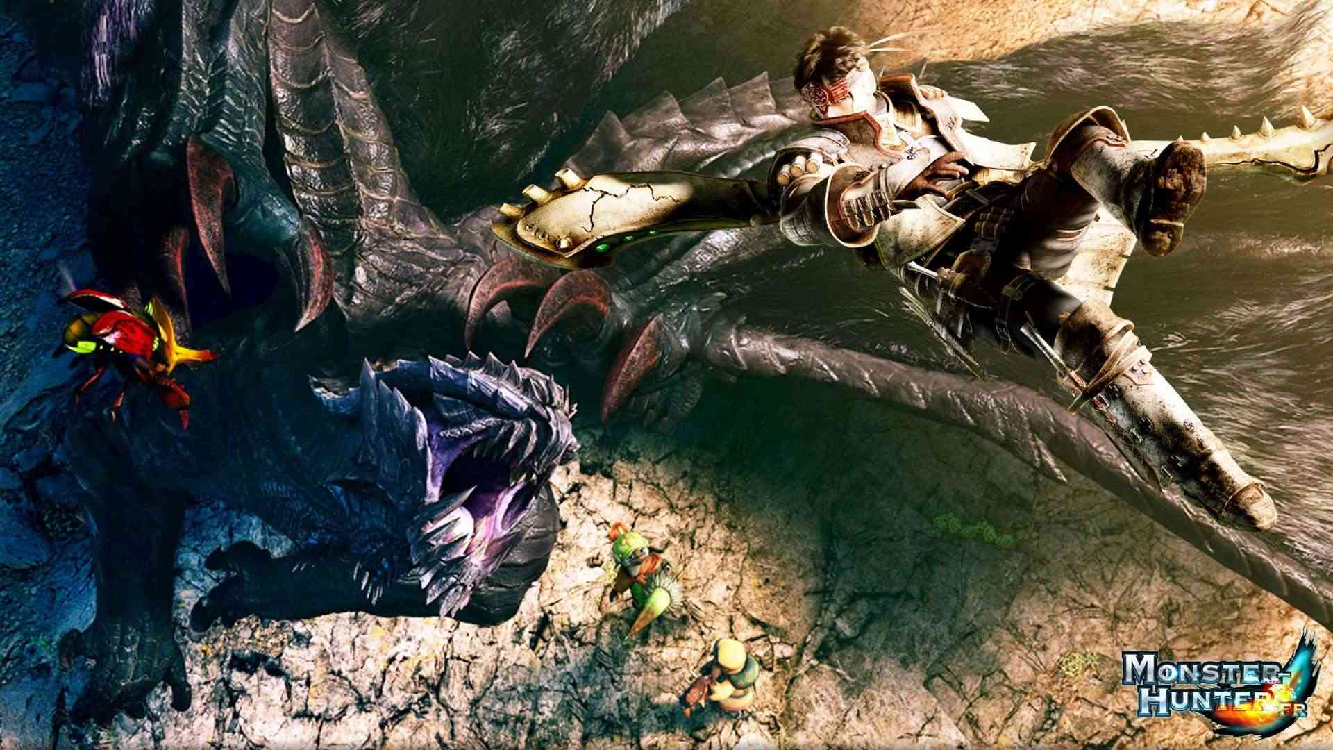 monster hunter.fr] les wallpapers de la semaine