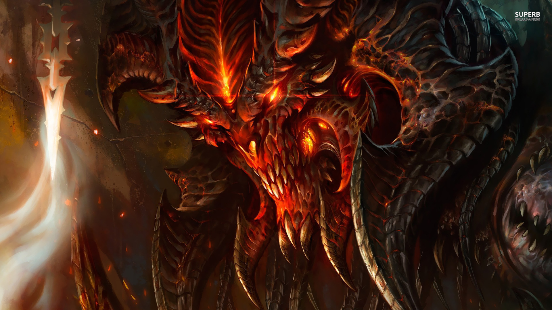 diablo iii wallpaper game wallpapers