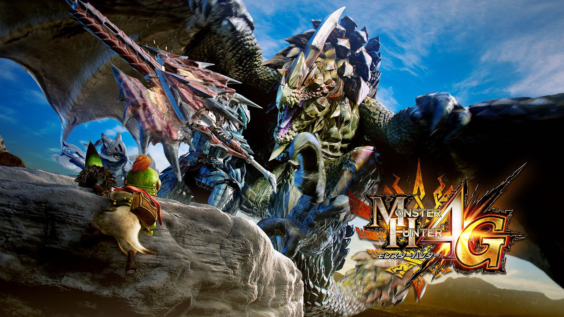 monster hunter  ultimate : contenu de la démo tease de la date de