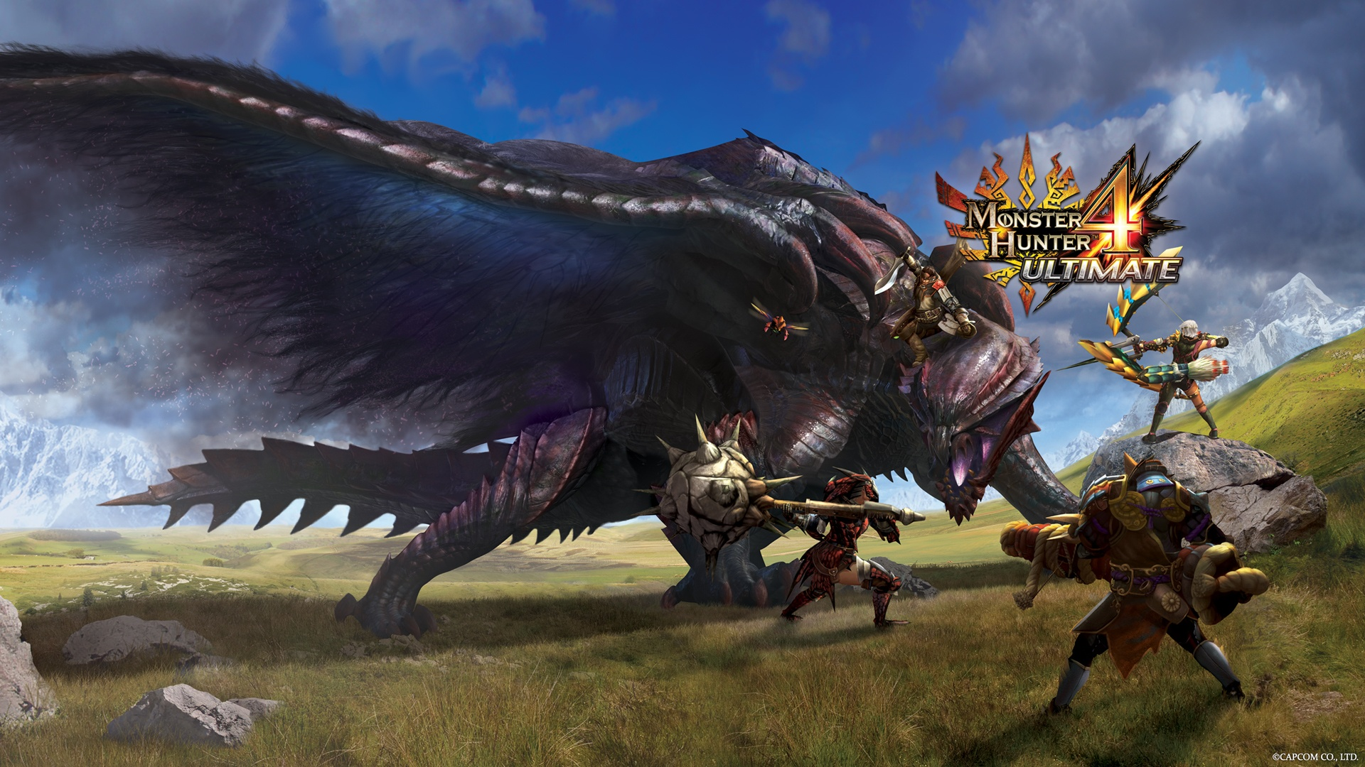 monster hunter  ultimate dlc quest episode six detailed segmentnext