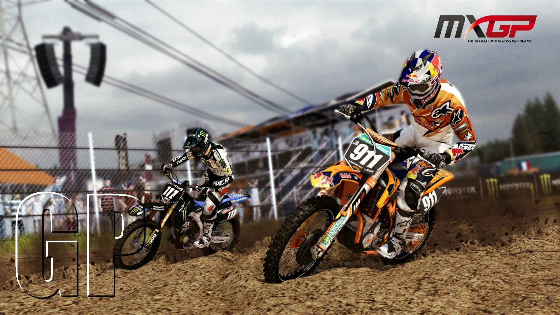 fond d'écran du jeu mxgp : the official motocross videogame