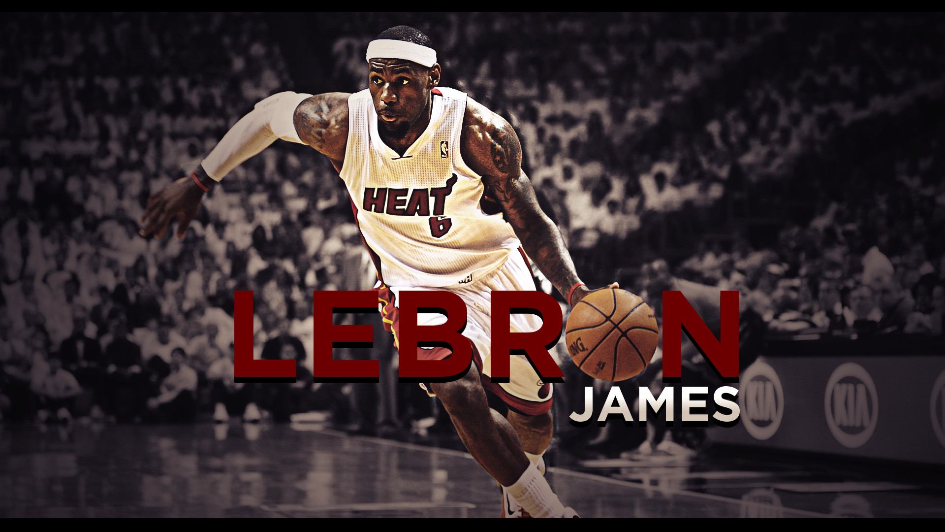 fonds d'écran lebron james : tous les wallpapers lebron james