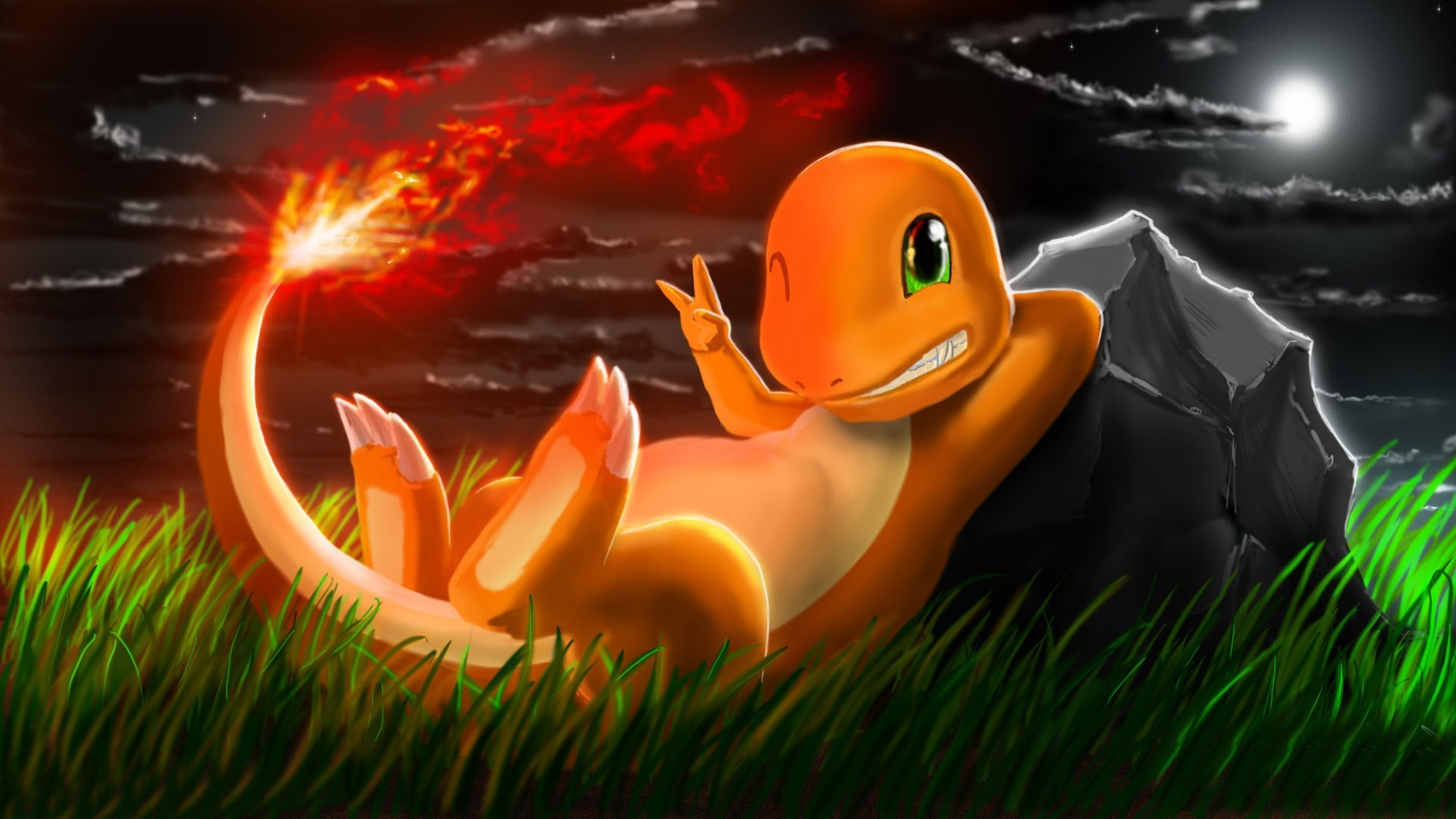 charmander pokemon wallpaper