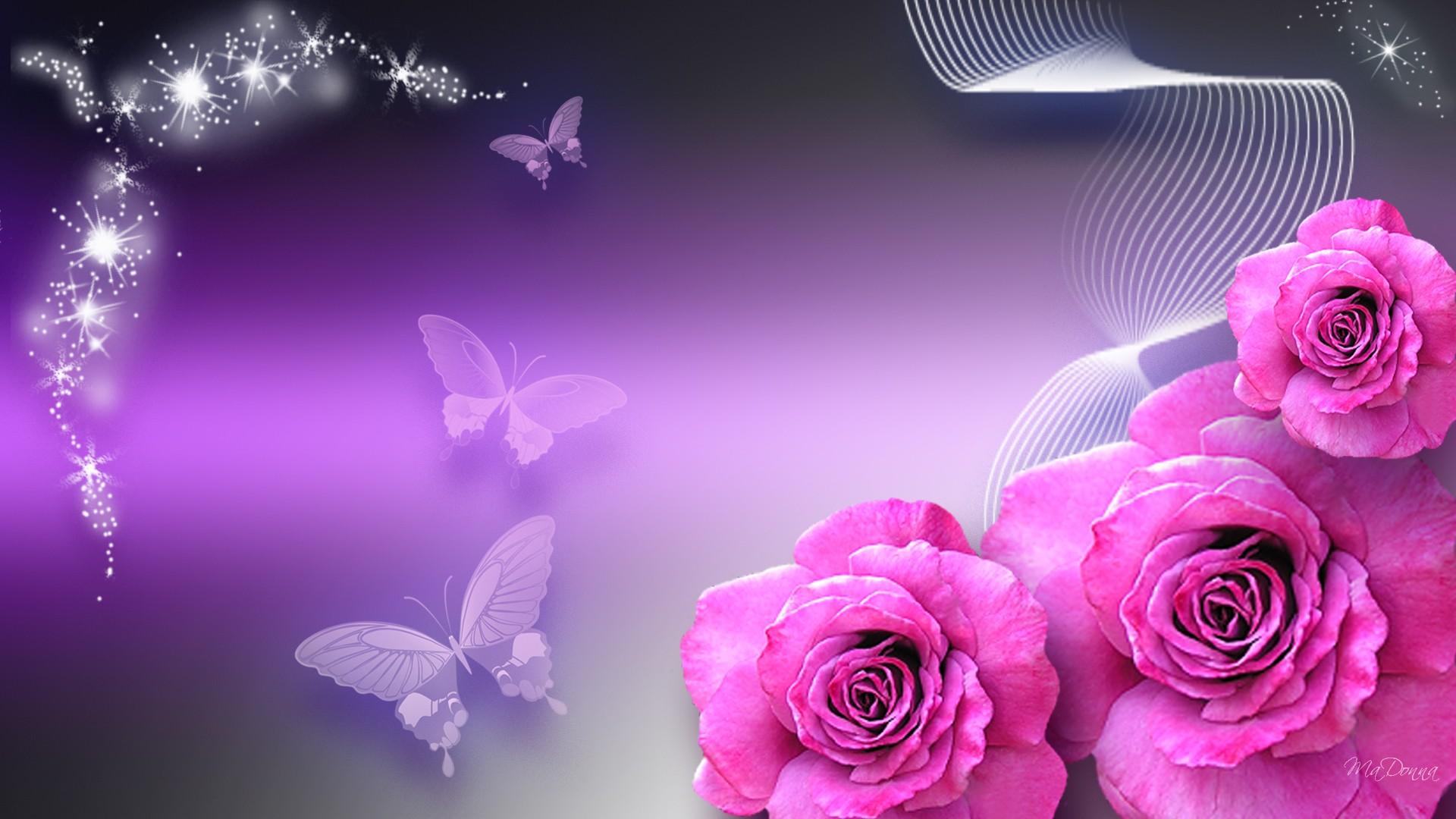 d wallpaper hd rose fond ecran hd