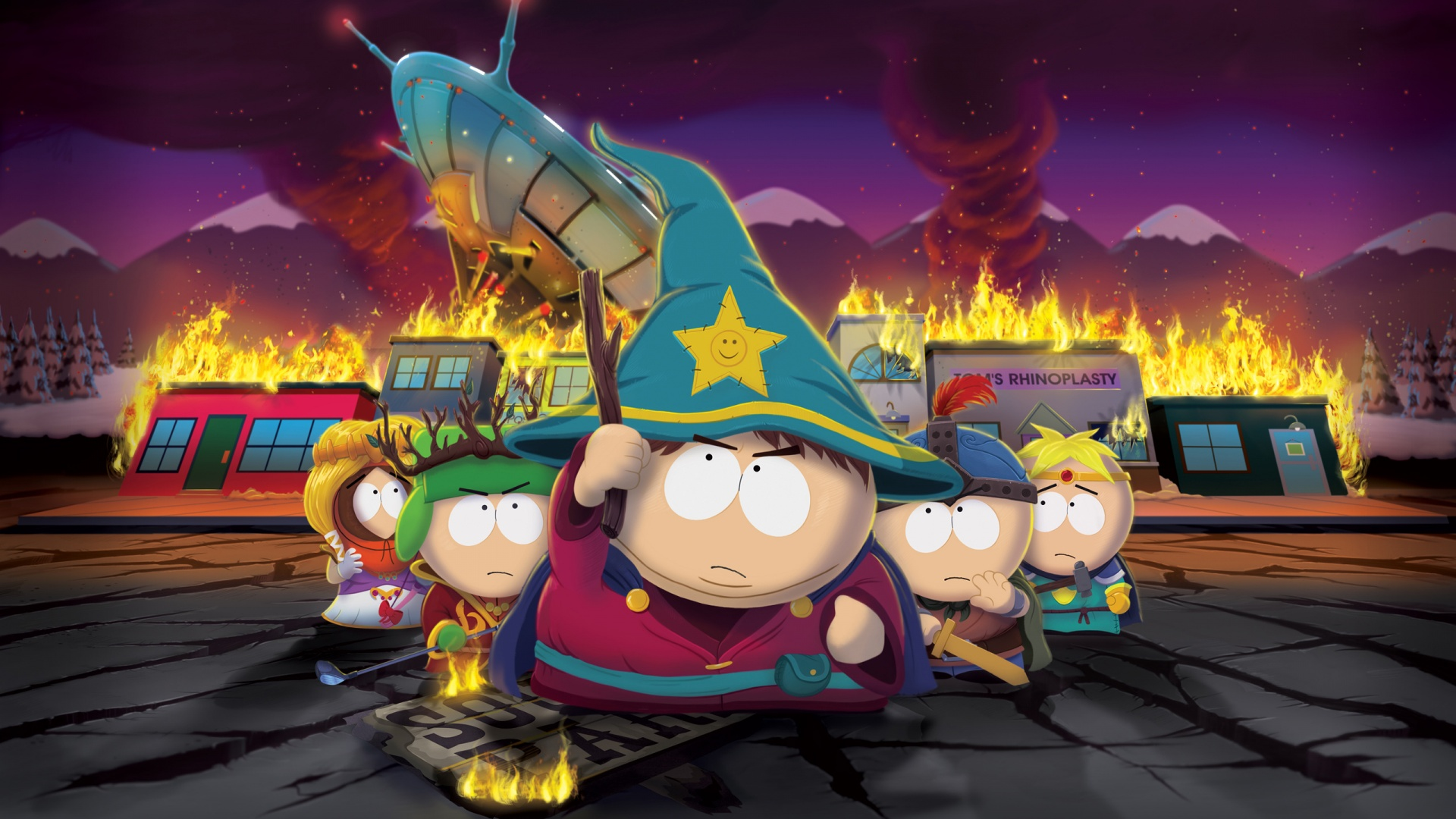 south park stick de truth hd wallpaper