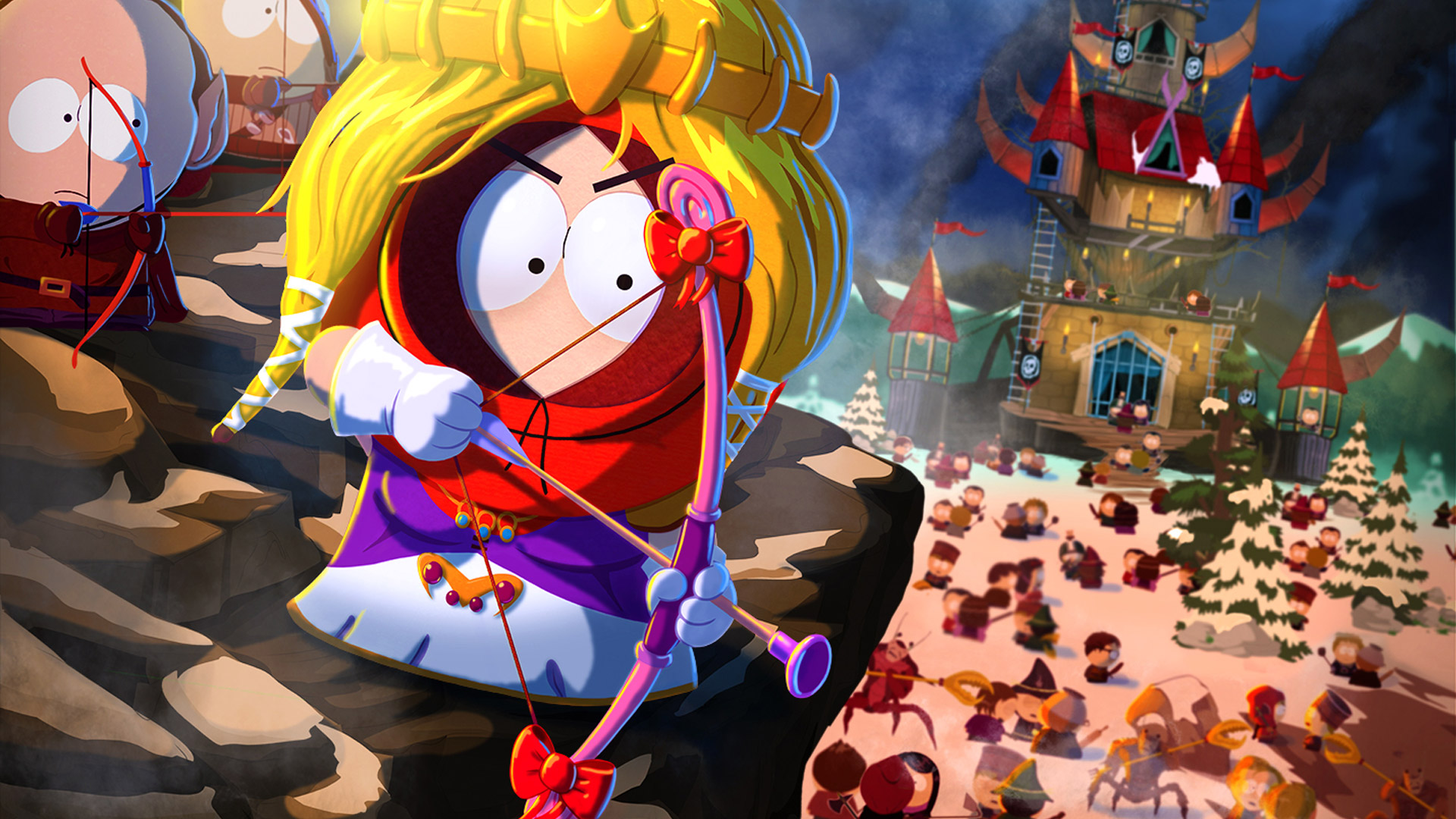 south park: the stick de truth the super samurai spaceman dlc
