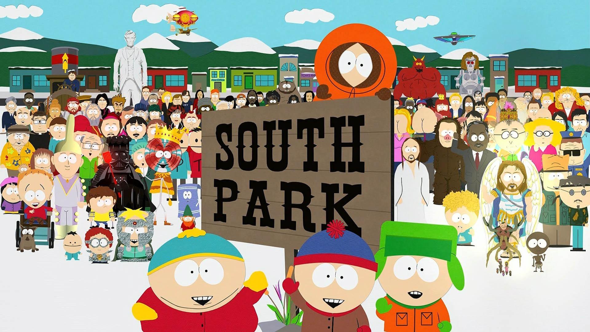 fonds d'écran south park pc et tablettes