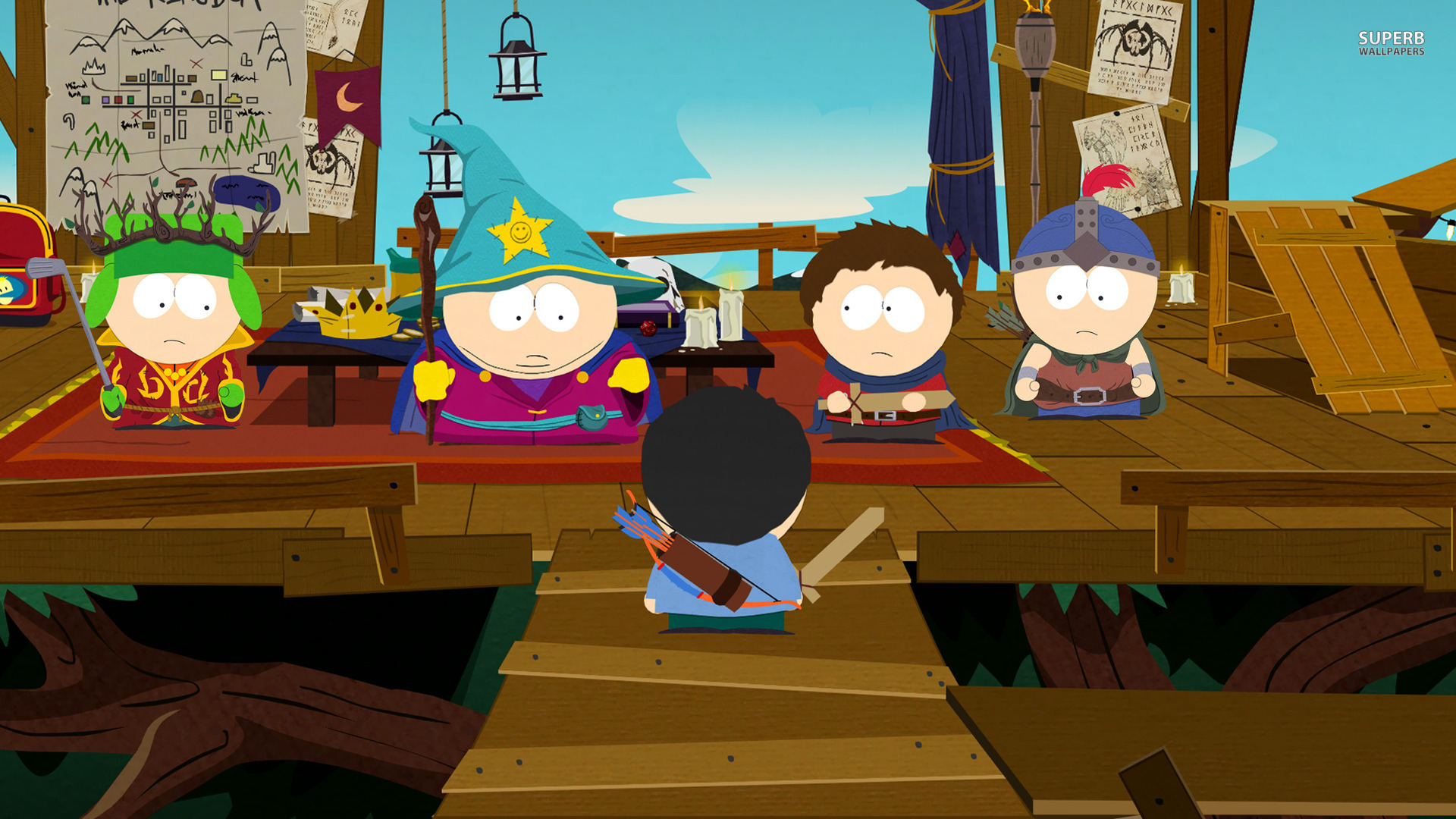 south park: the stick de truth review pcgamesarchive.com