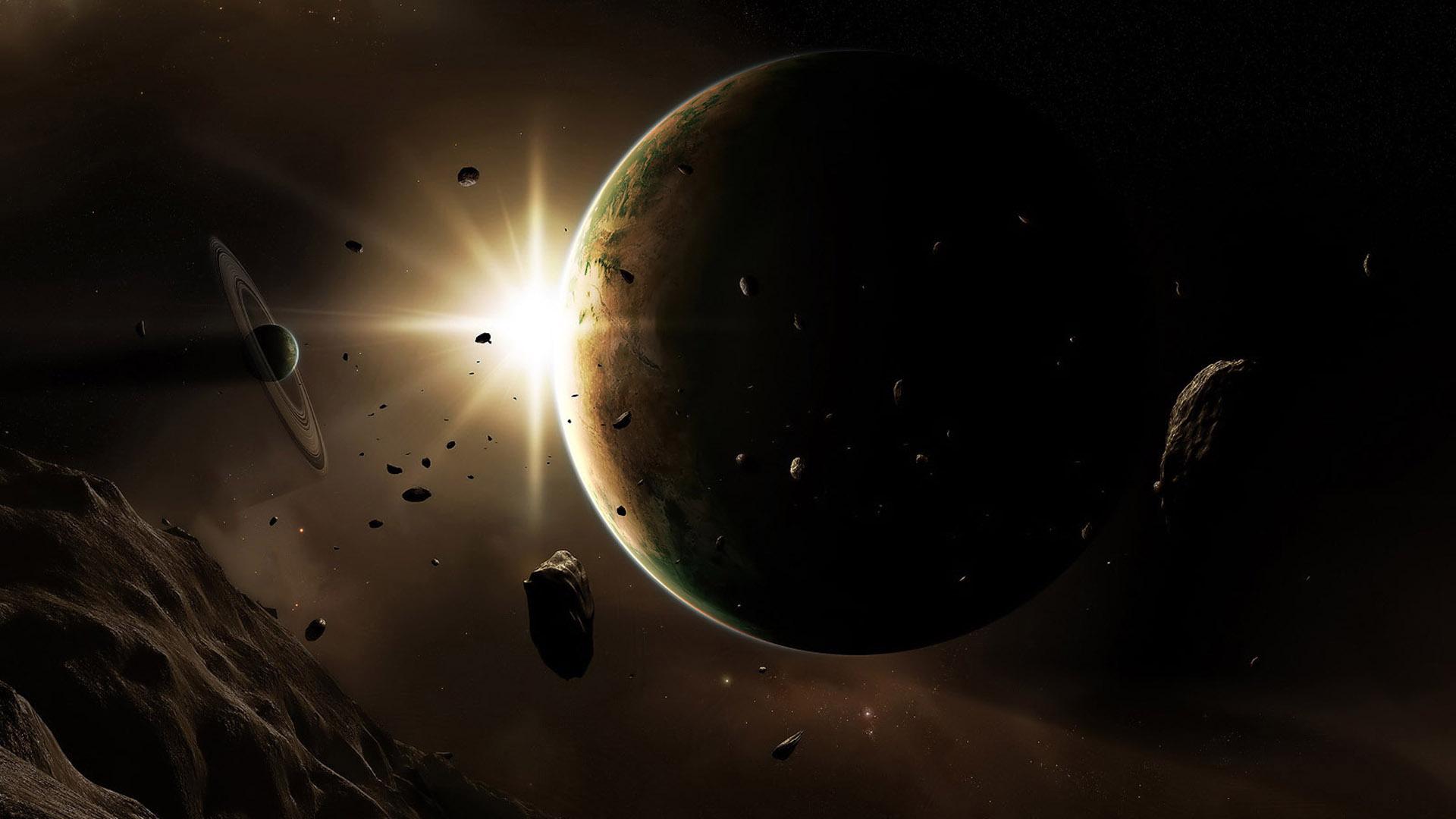fond ecran : eclaire les planètes id :  rubrique de l'image