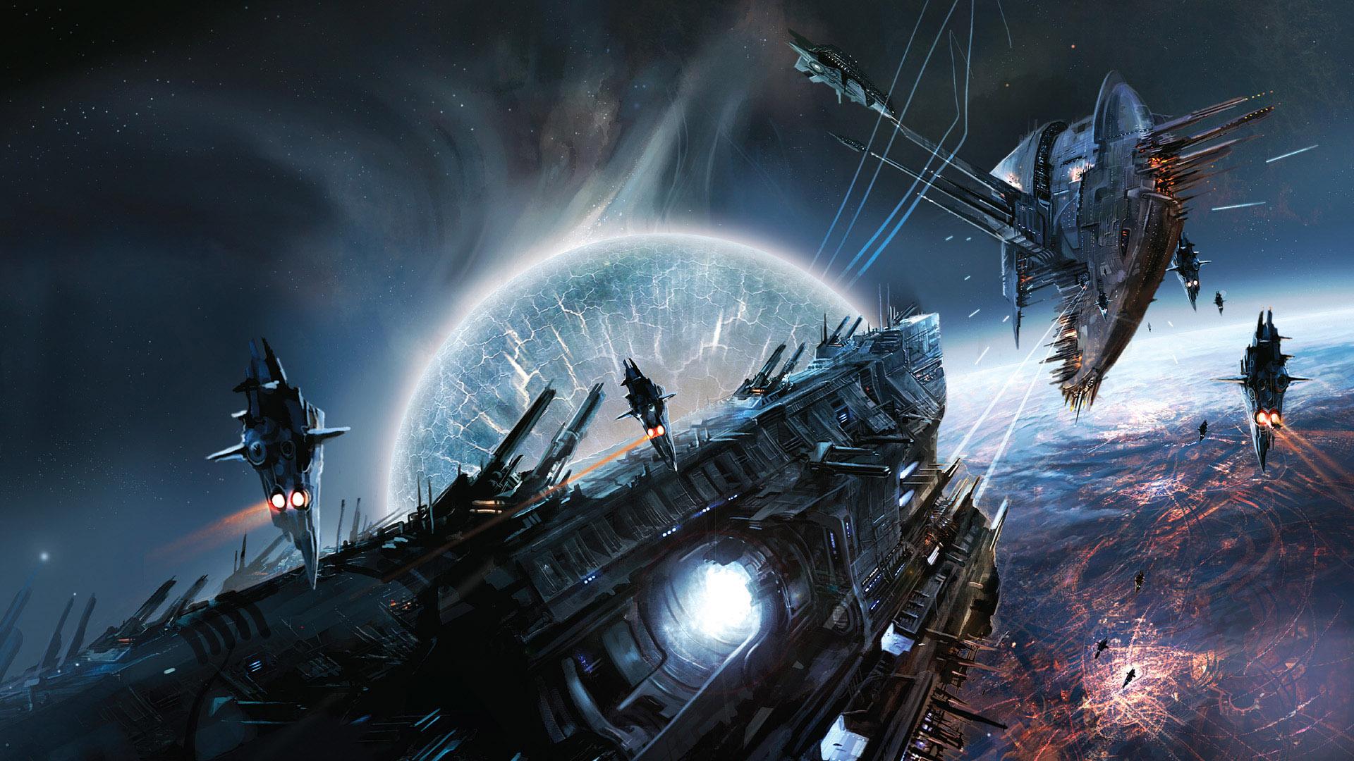 space war jeu de scène fonds d'écran fonds d'écran hd