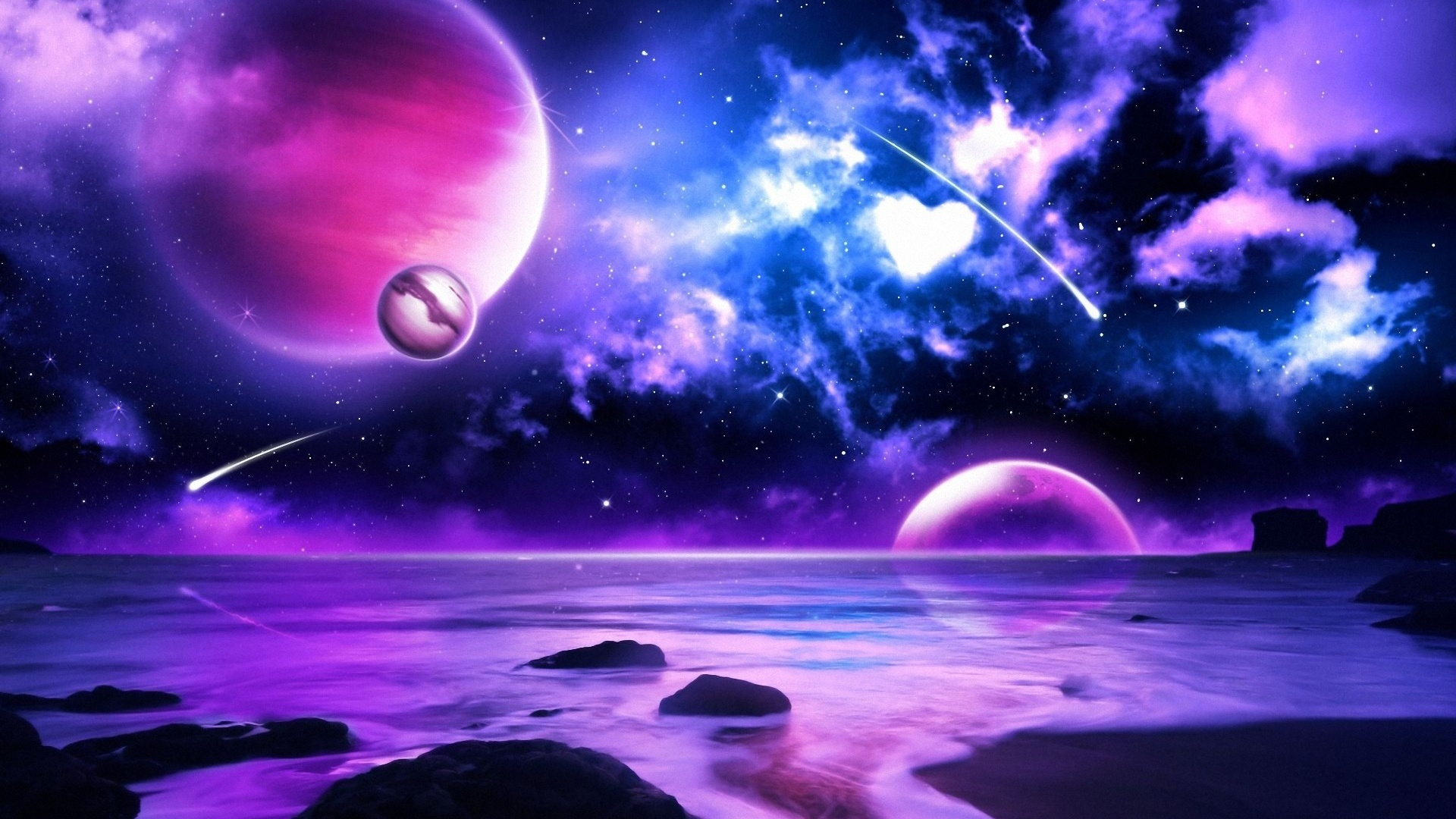 Wallpaper space hd gratuit t l charger sur ngn mag for Fond ecran les plus beau