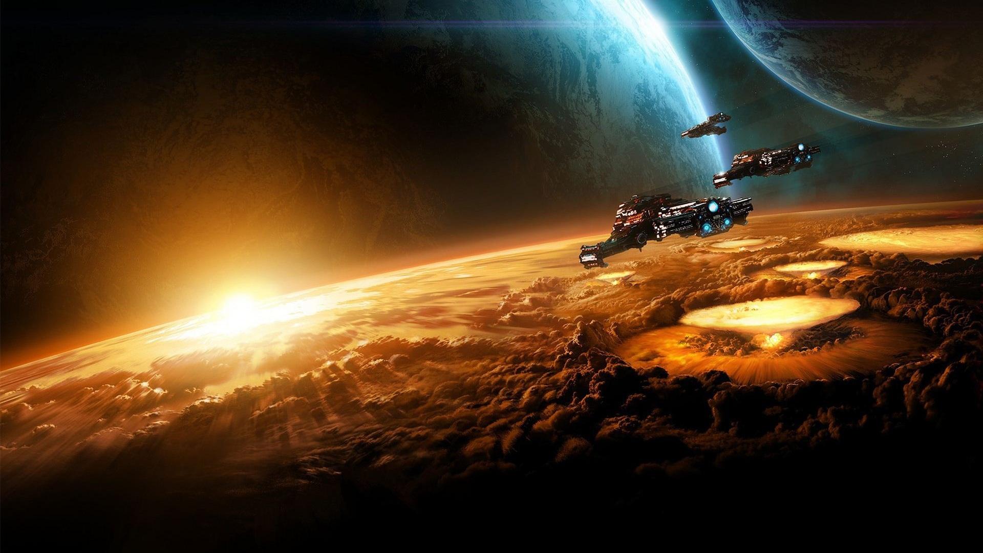espace dans starcraft ii fonds d'écran x fonds d'écran de