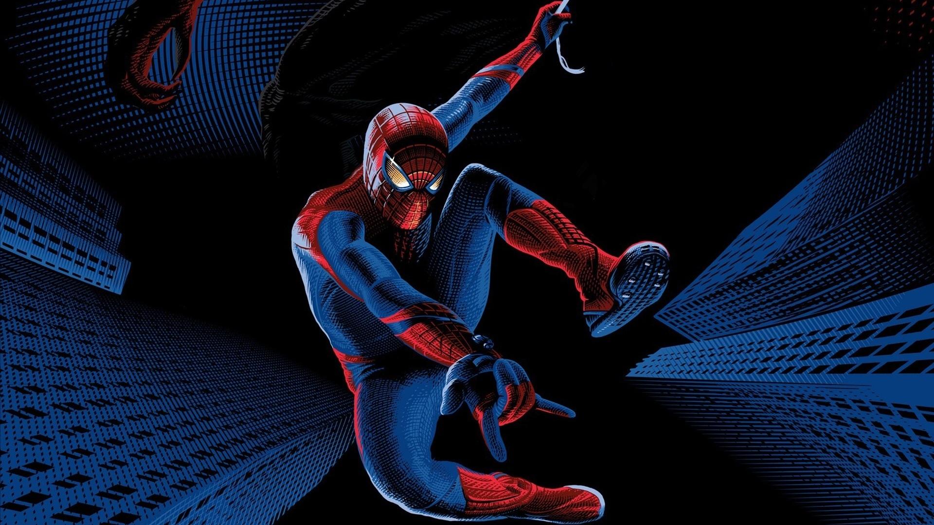 spider man, super héros fonds d'écran x fonds d'écran