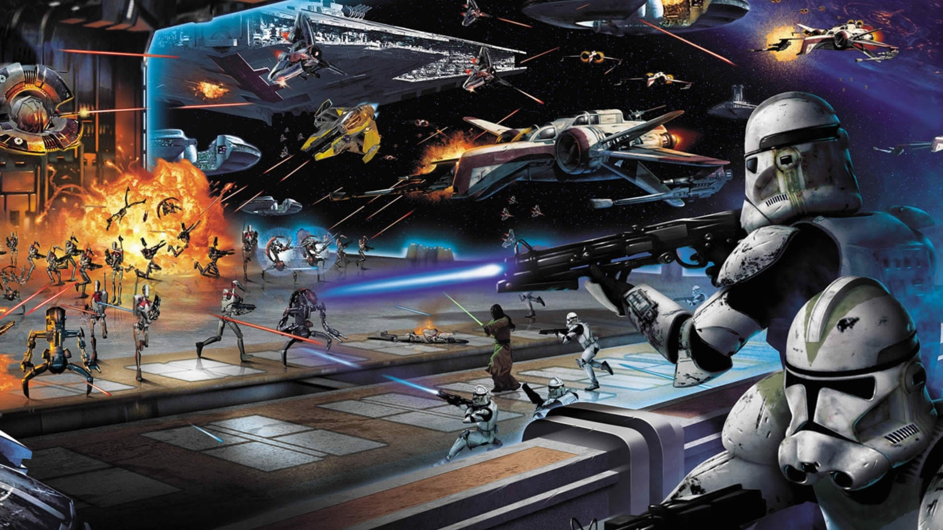 star wars battlefront wallpaper coolvibe digital artcoolvibe