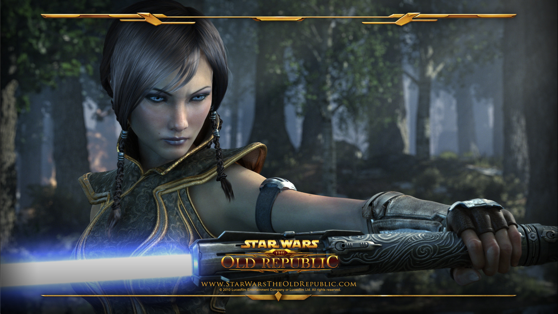 fond d'écran hd: fond d écran star wars the old republic