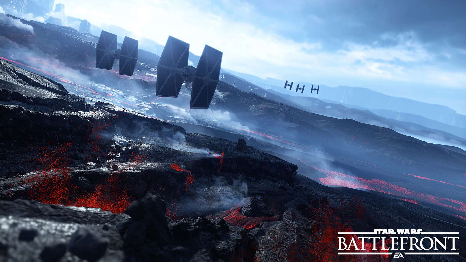 star wars battlefront : fond d'écrans