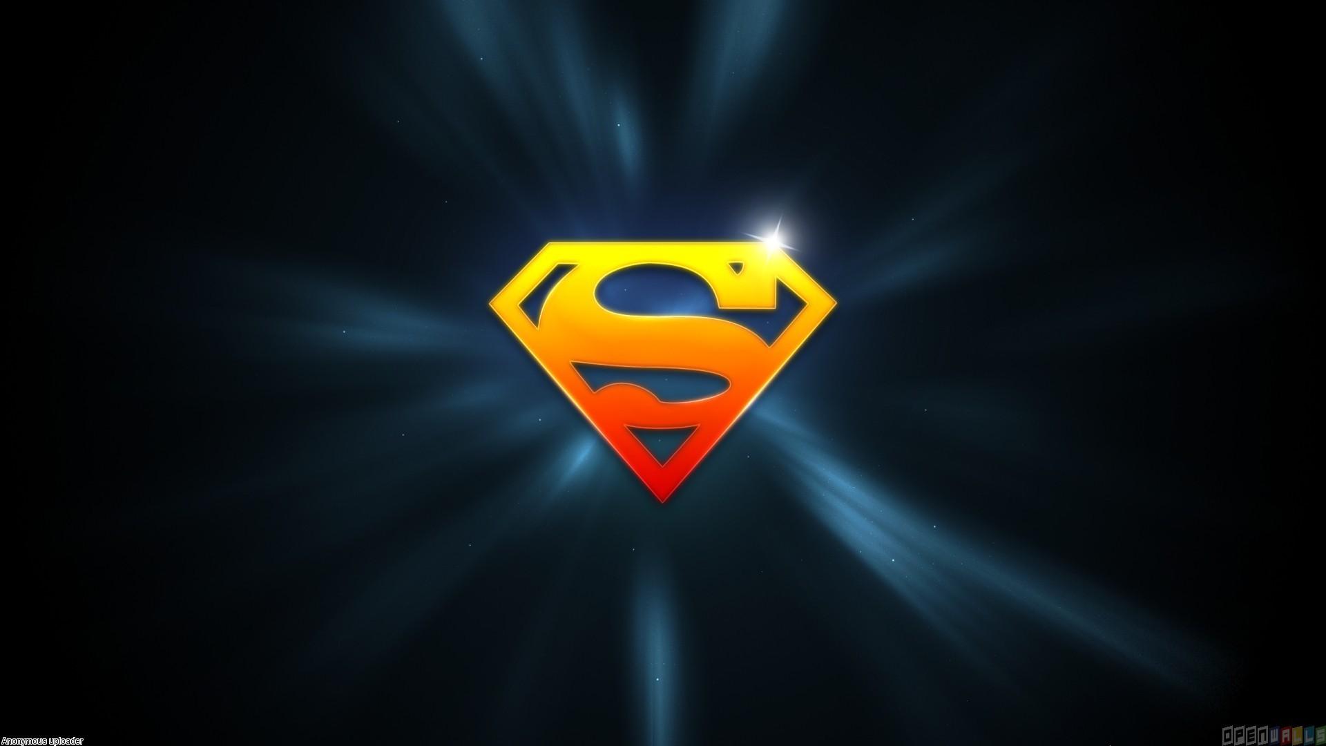 cool wallpaper hd superman logo wallpaper feedwallpaper feed