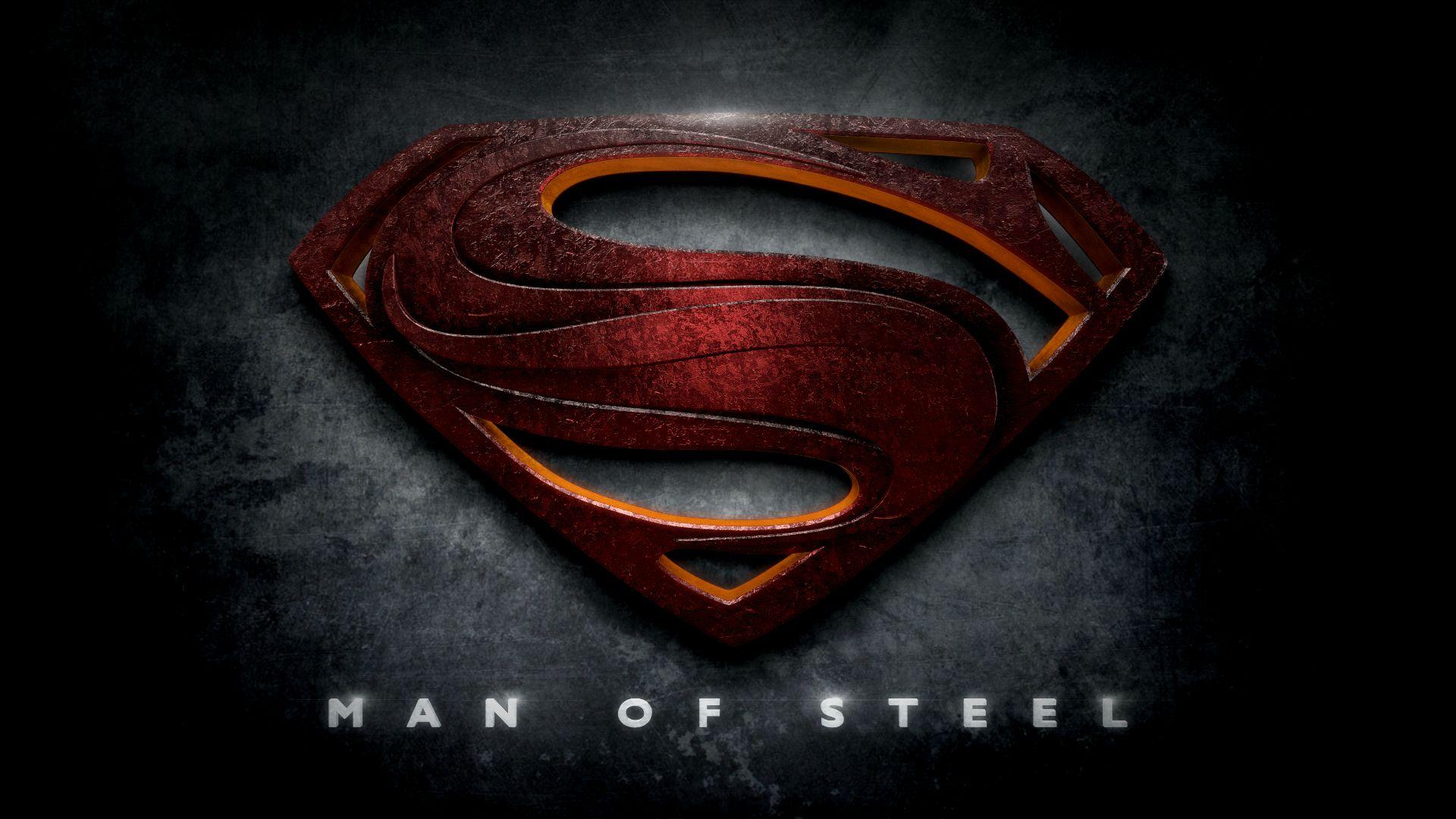 fonds d'écran superman man de steel